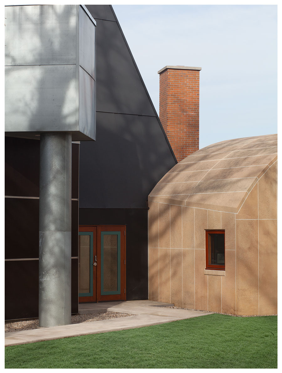 Frank Gehry S Winton Guest House