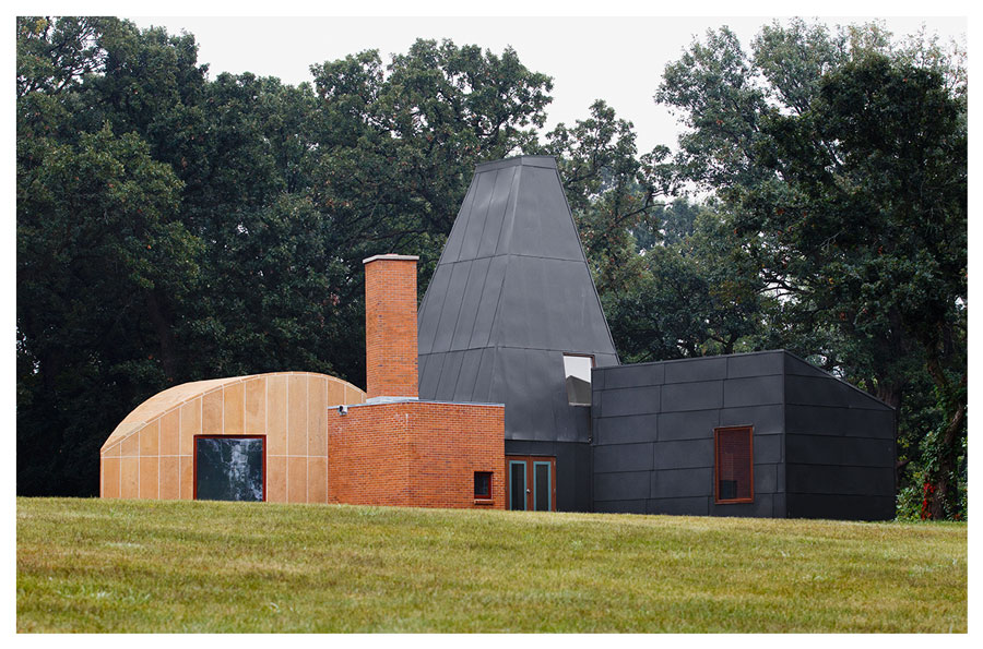 Frank Gehry 39 S Winton Guest House