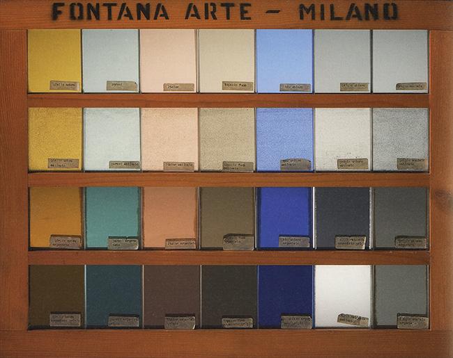 23: FONTANA ARTE, Rare and Important mirror < Design Masterworks, 17 ...