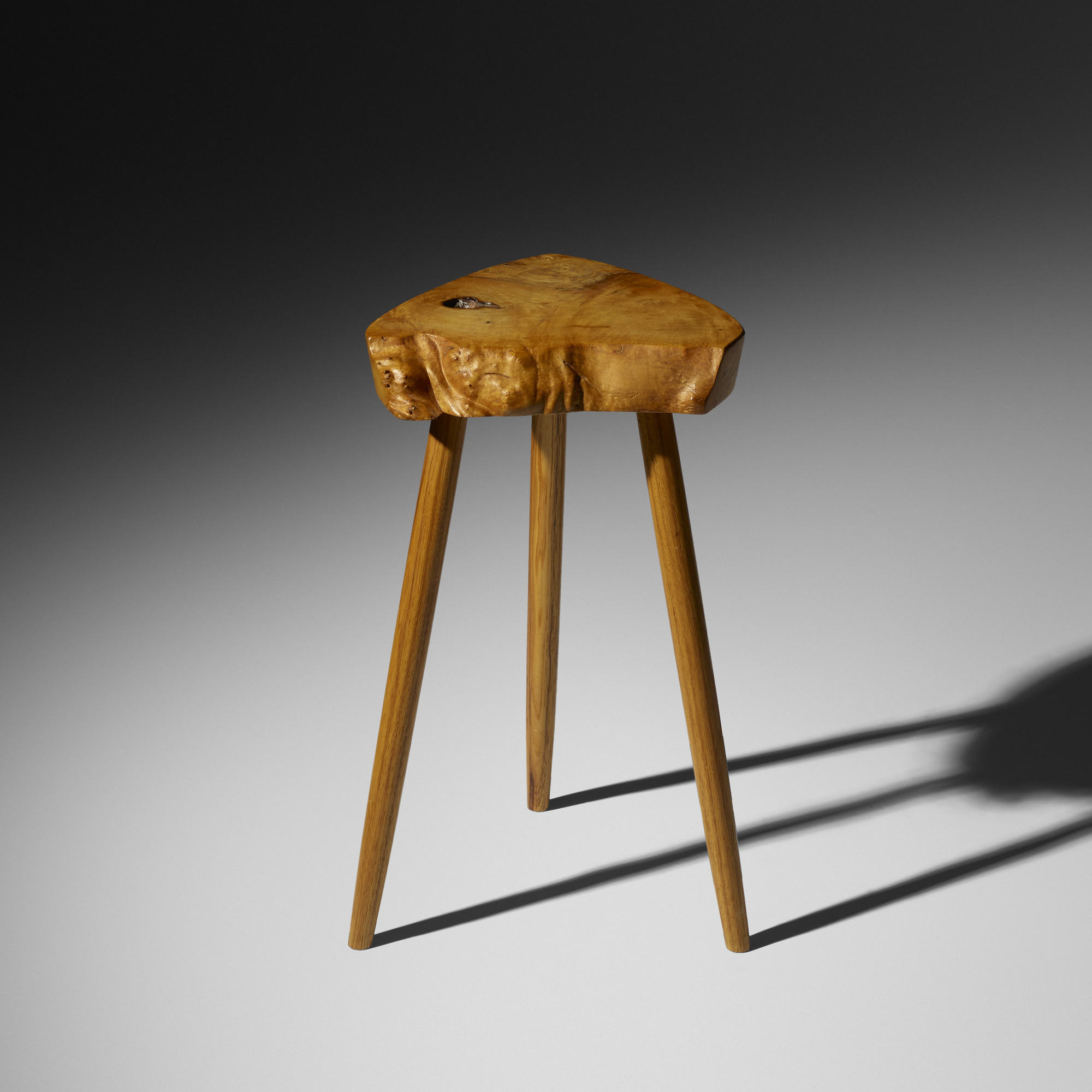 100: George Nakashima / Wepman occasional table (1 of 3)