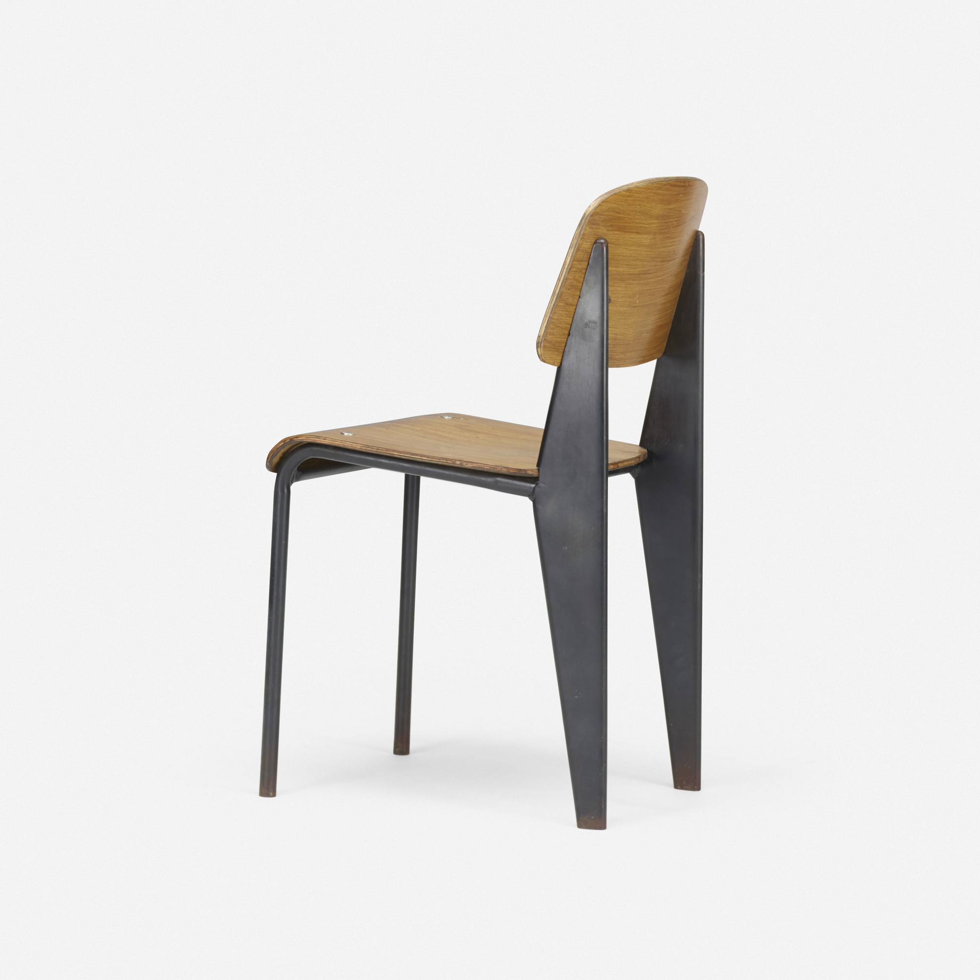 Charmant 100: Jean Prouvé / U0027Semi Metalu0027 Chair, Model No. 305