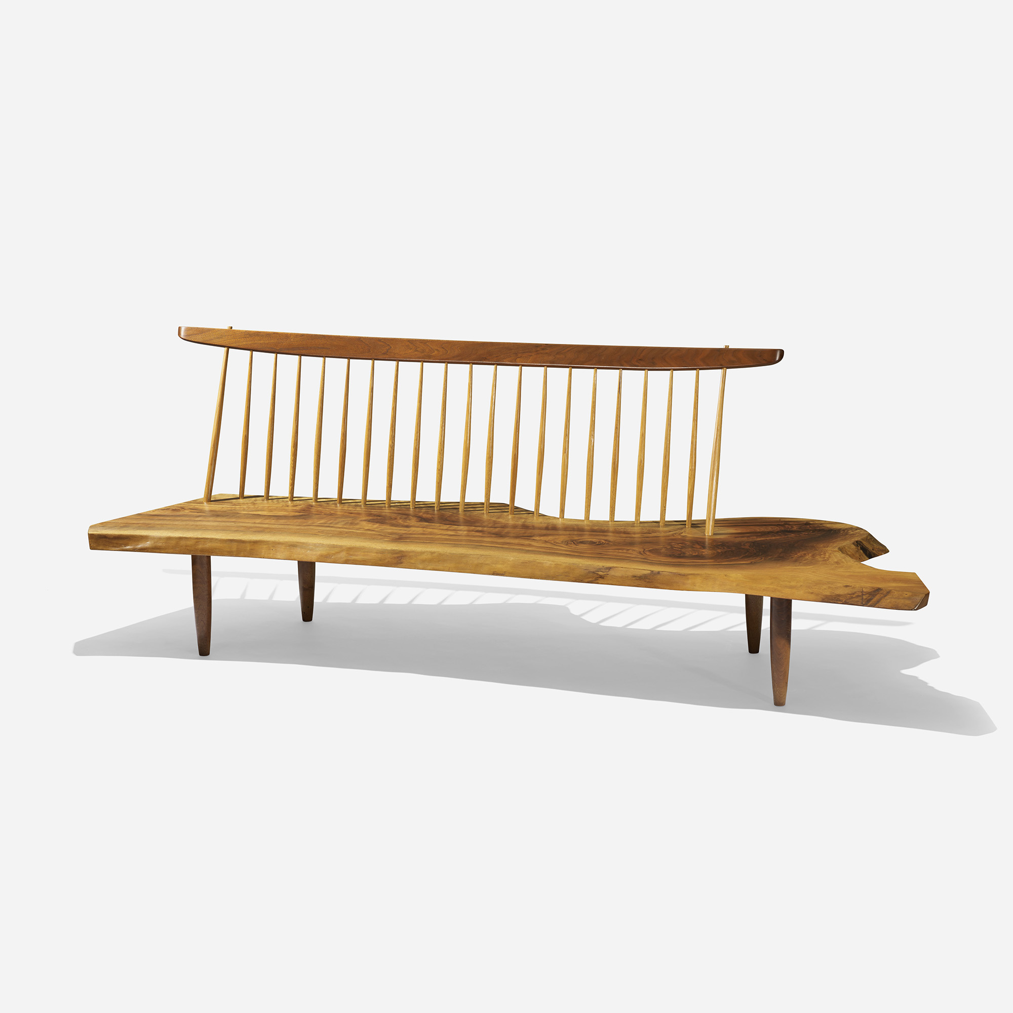 Spindle Bench Hollywood Swank Vanity Bench Main Image 1 Of 7 Images Rustic Spindle Bench