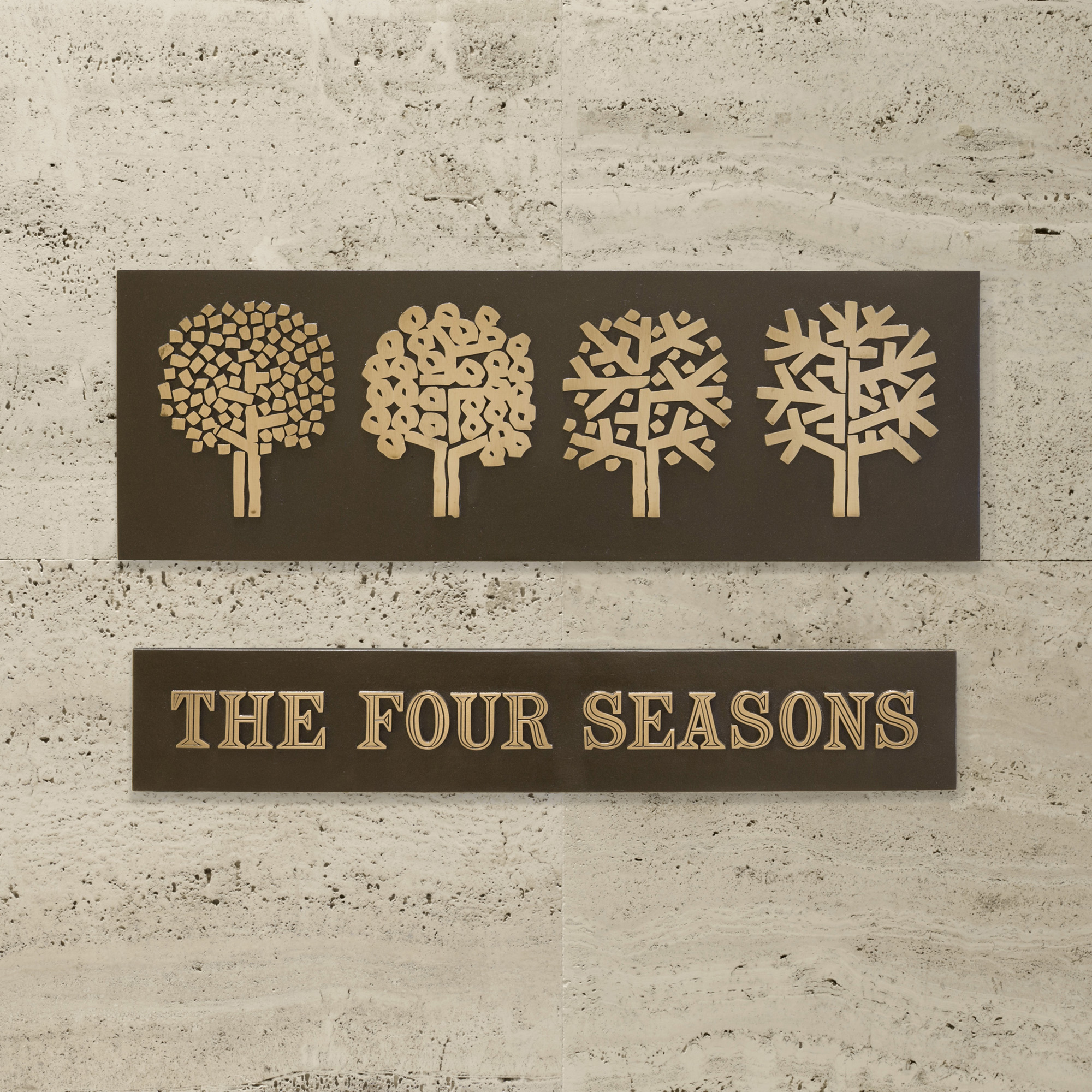 100: Emil Antonucci / The Four Seasons sign (1 of 1)