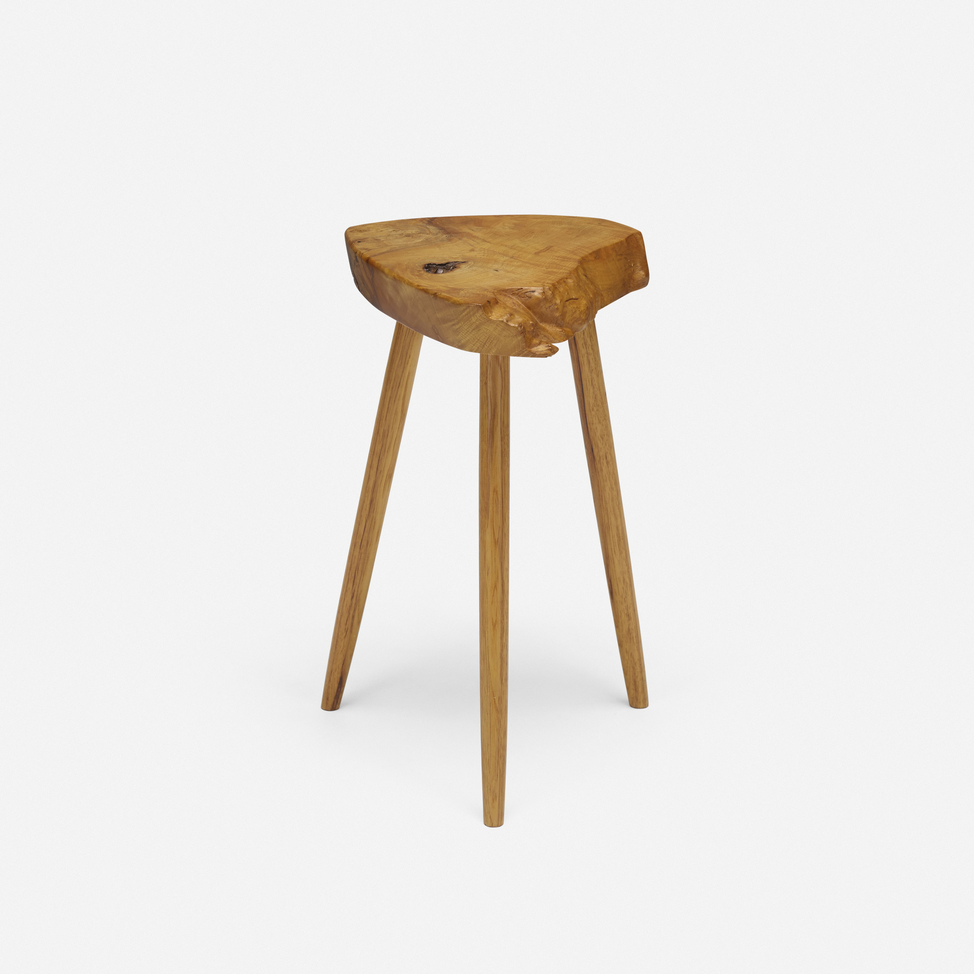 100: George Nakashima / Wepman occasional table (2 of 3)