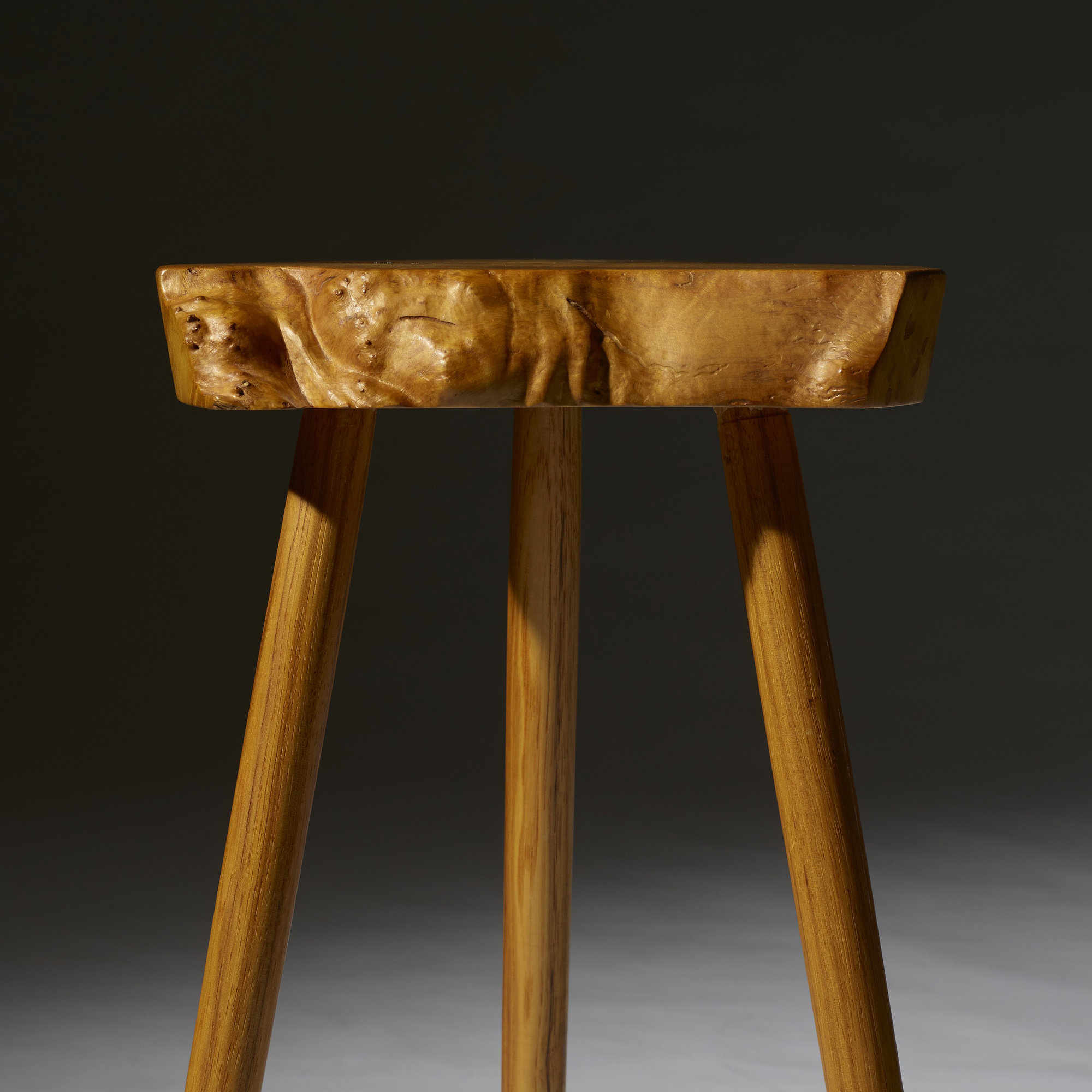 100: George Nakashima / Wepman occasional table (3 of 3)