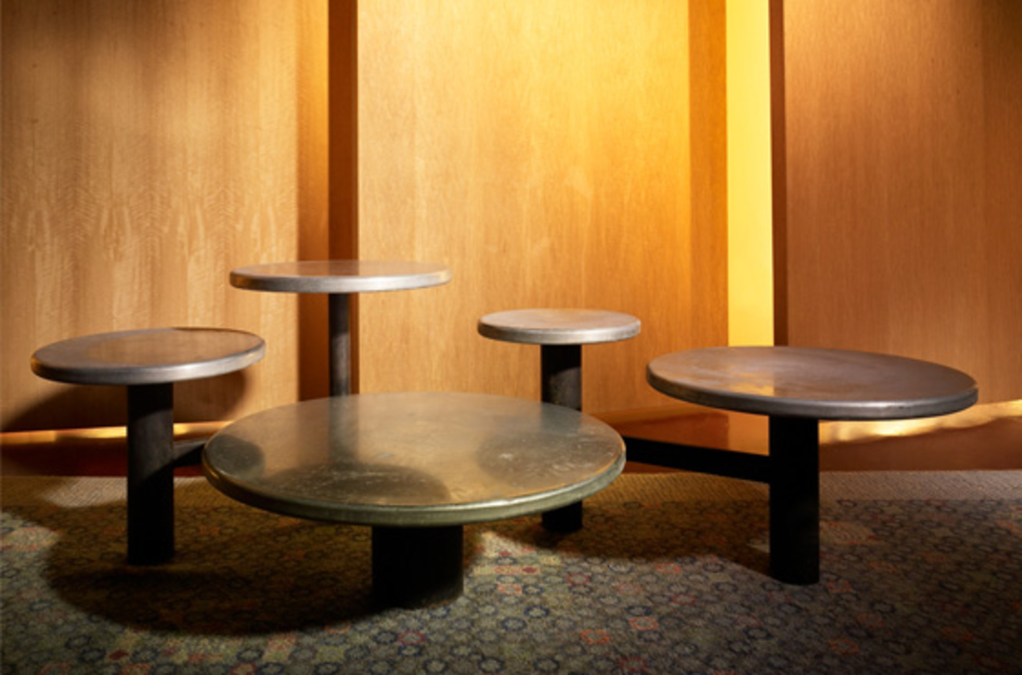 TOM DIXON Coffee Table From The Yorkshire Dance Centre Leeds - Tom dixon coffee table
