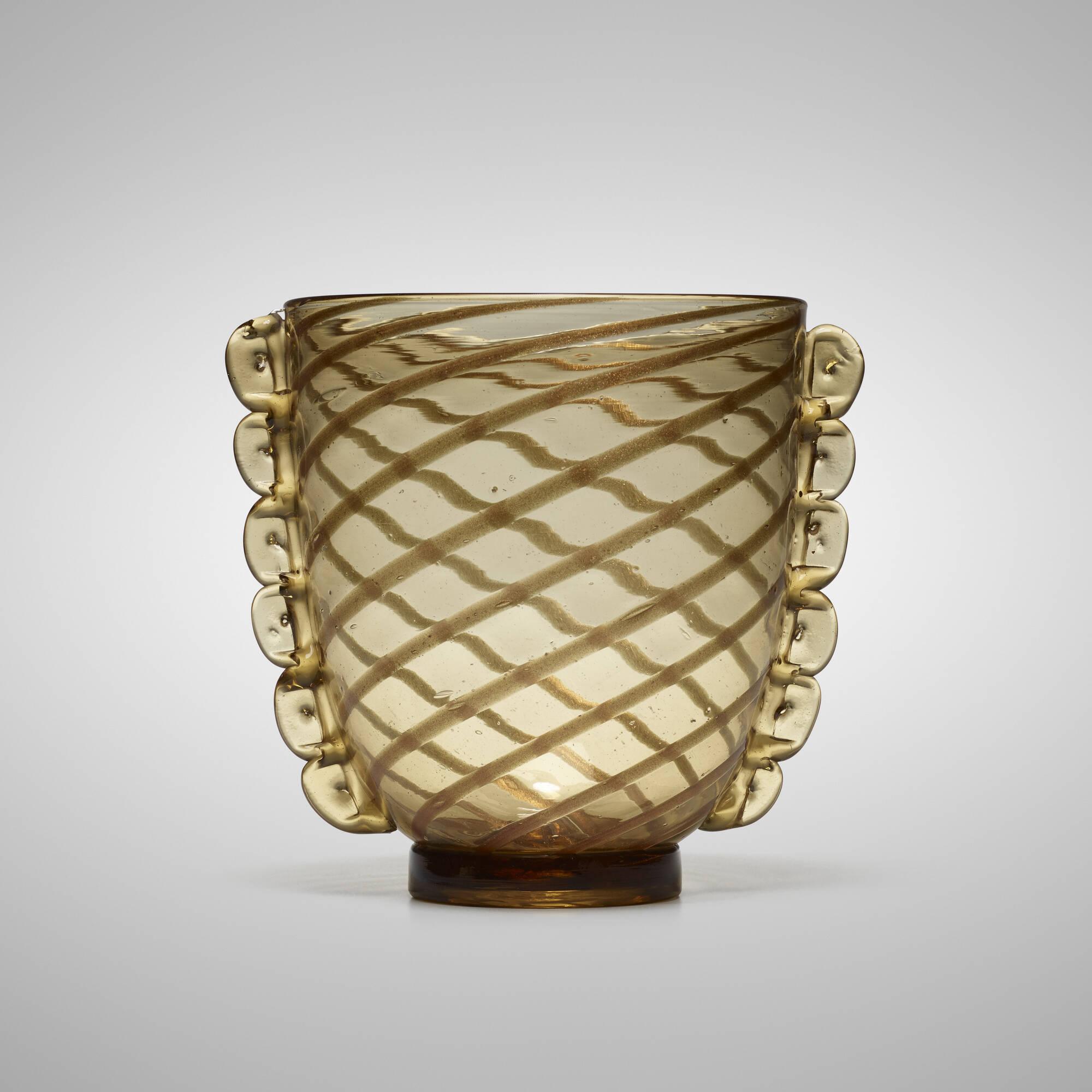 101: Ercole Barovier / Spirale vase (1 of 2)