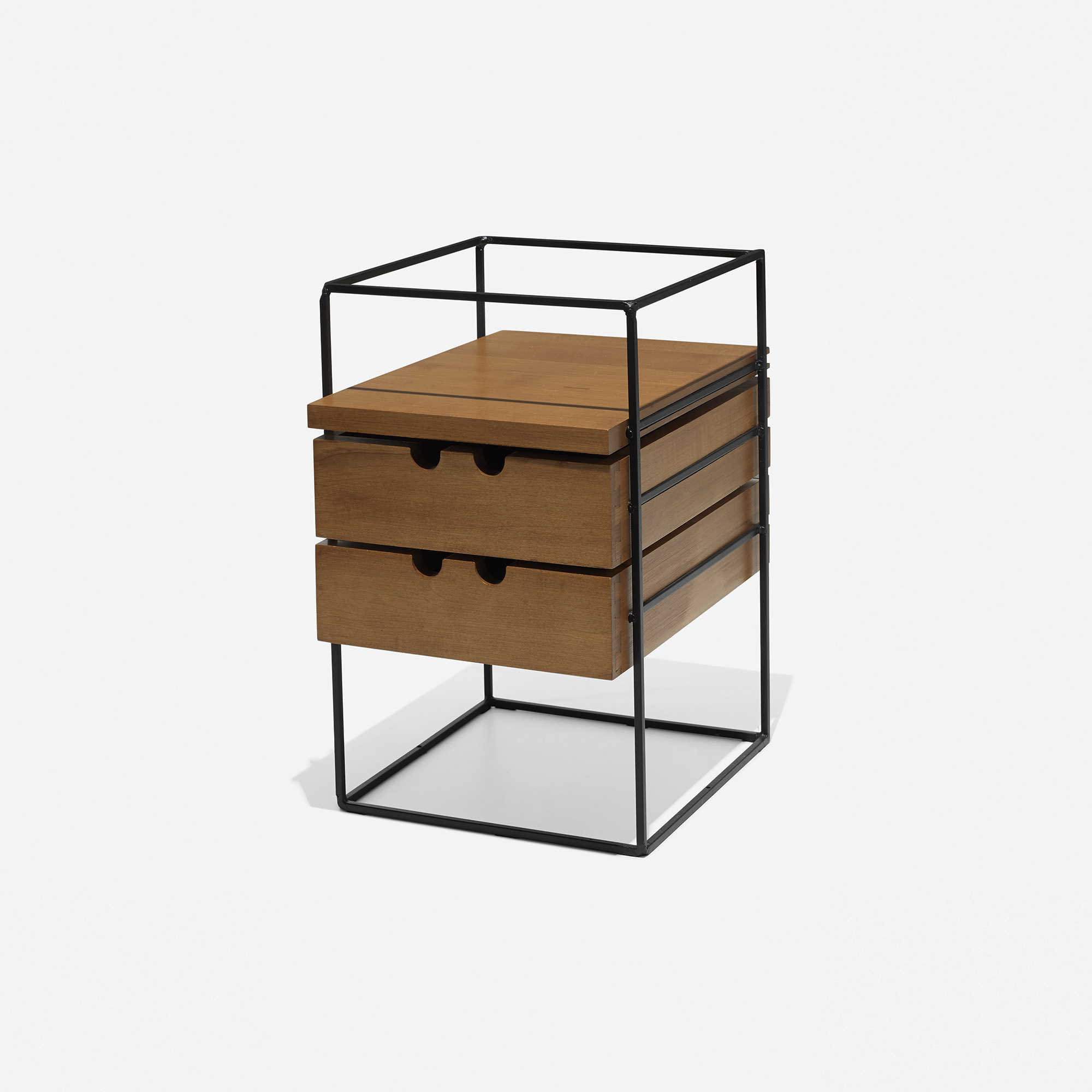 101 Paul Mccobb Planner Group Desk Organizer Modern Design 28 March 2013 Auctions Wright Auctions Of Art And Design