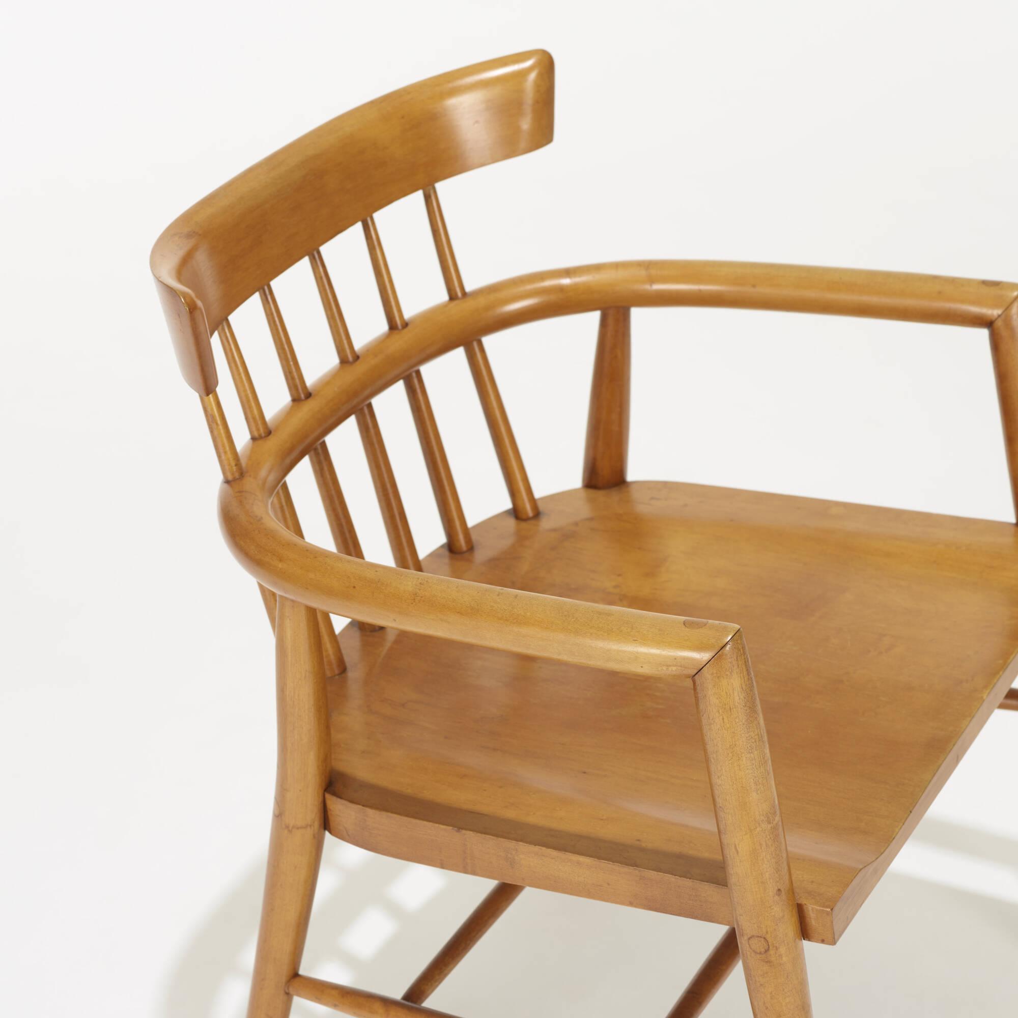 ... 101: Paul McCobb / Planner Group Captainu0027s Chair, Model 1532 (3 Of 3