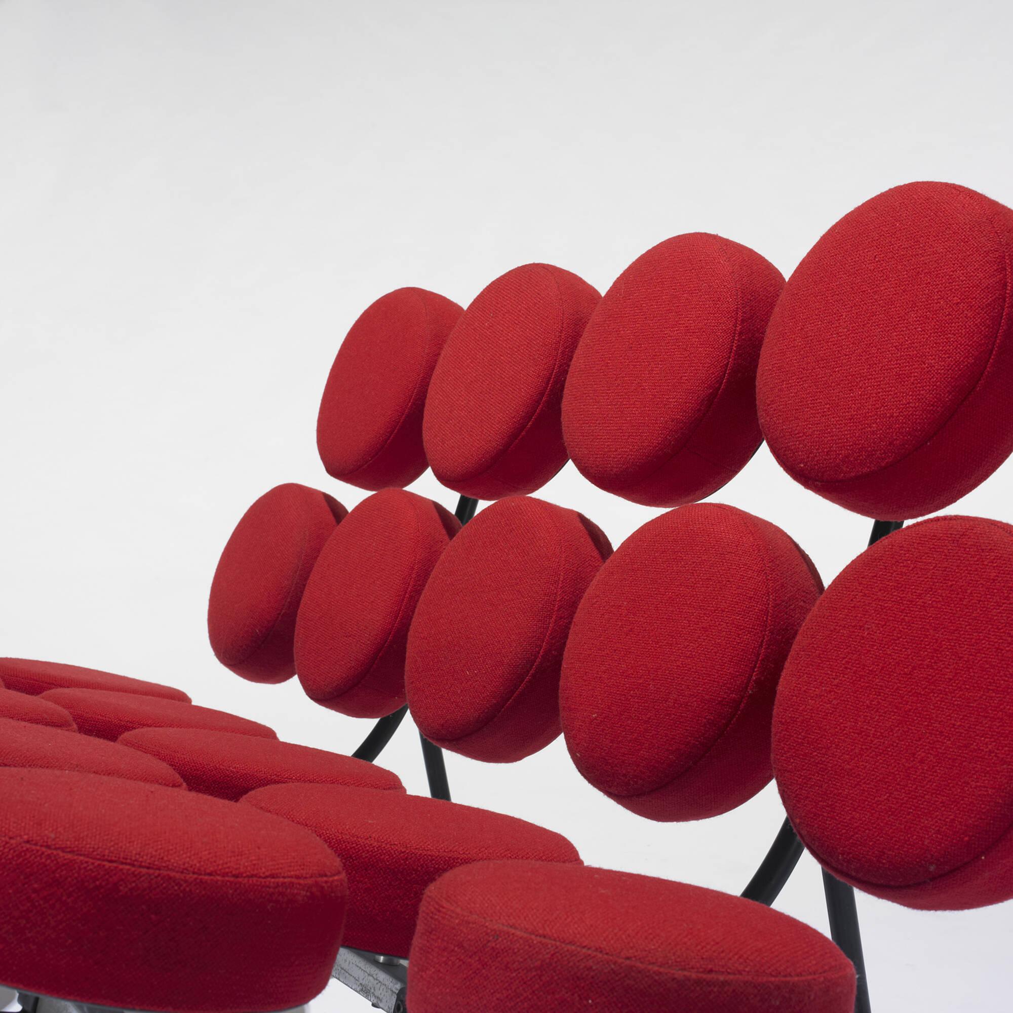 102: George Nelson U0026 Associates / Marshmallow Sofa (4 Of 5) ...