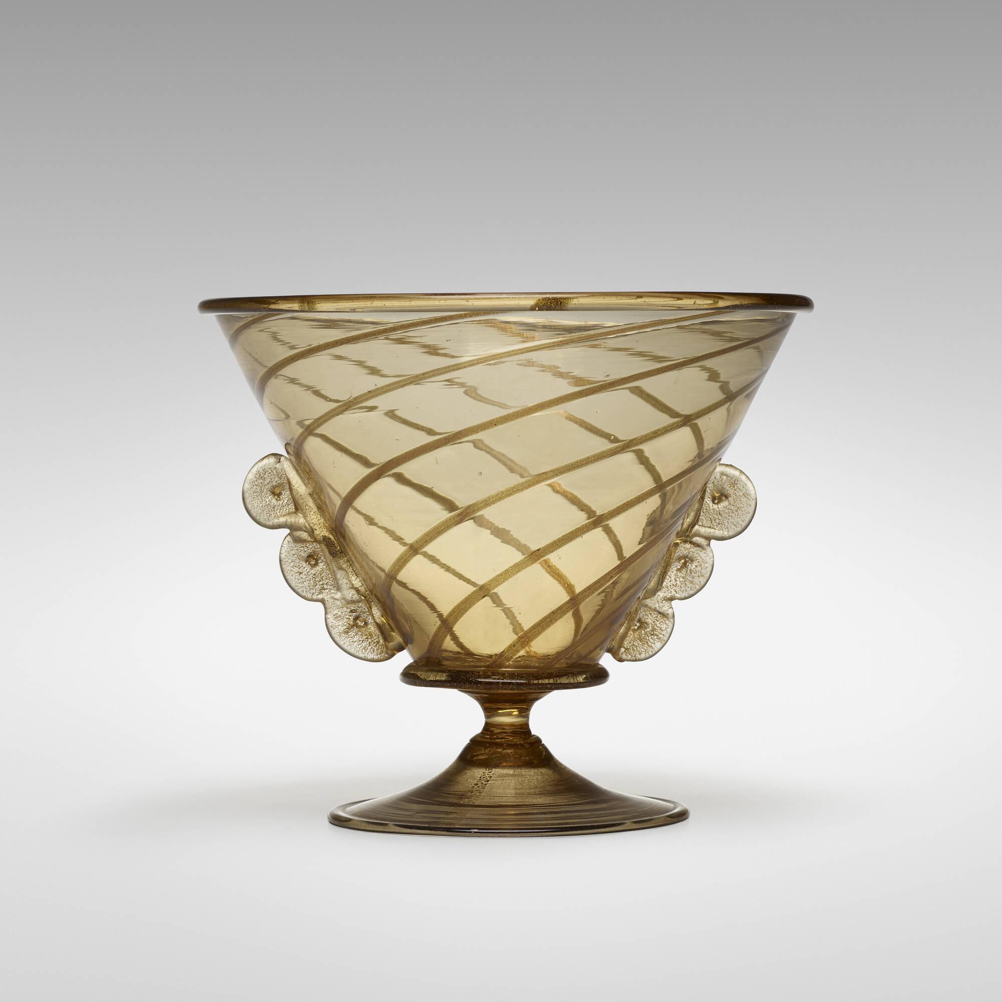102: Ercole Barovier / Spirale vase (1 of 3)