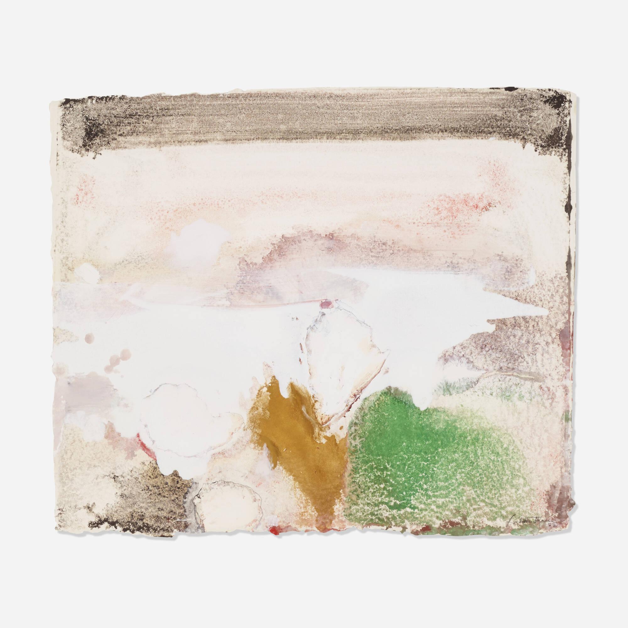 102: Helen Frankenthaler / Bay Area Tuesday III (1 of 2)