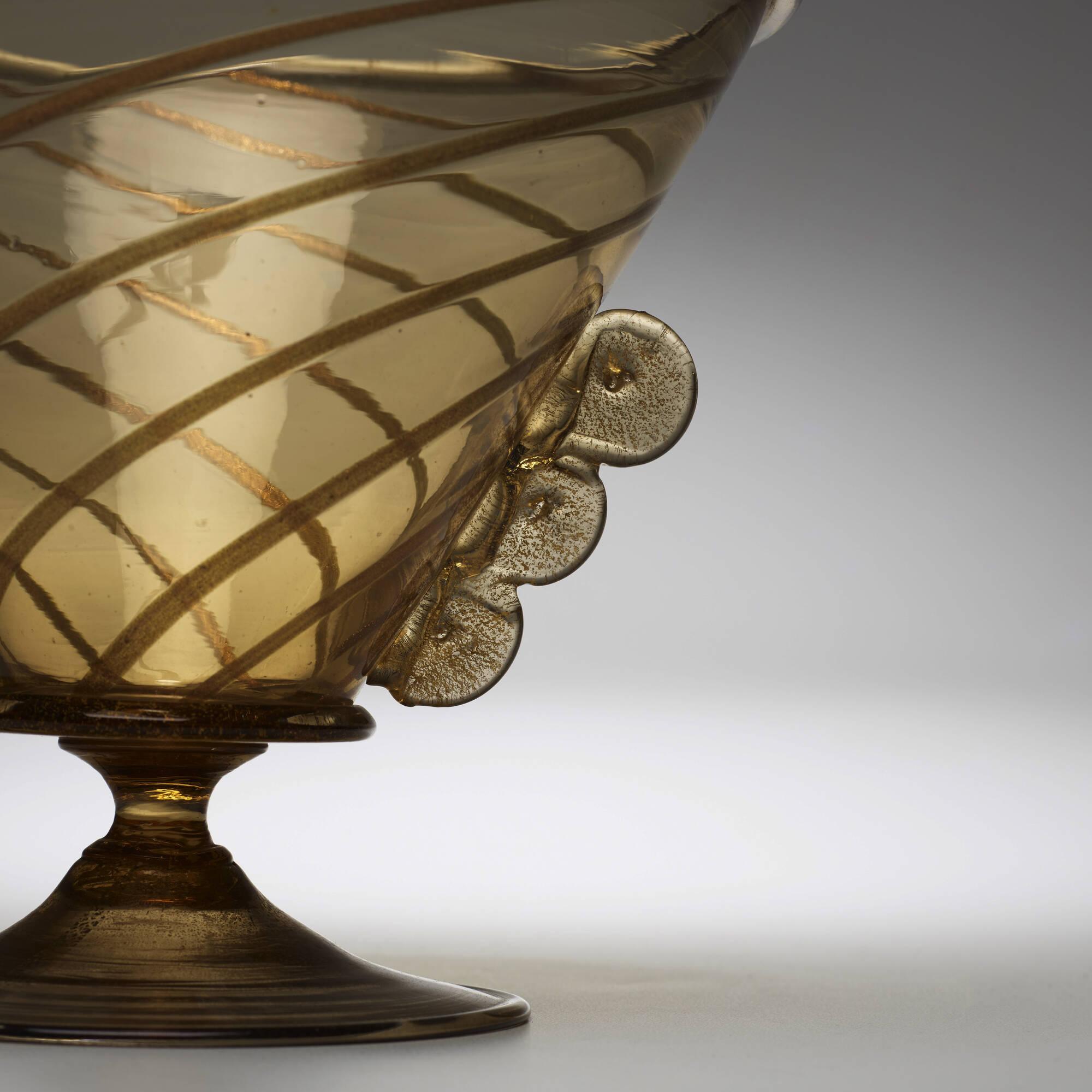 102: Ercole Barovier / Spirale vase (2 of 3)