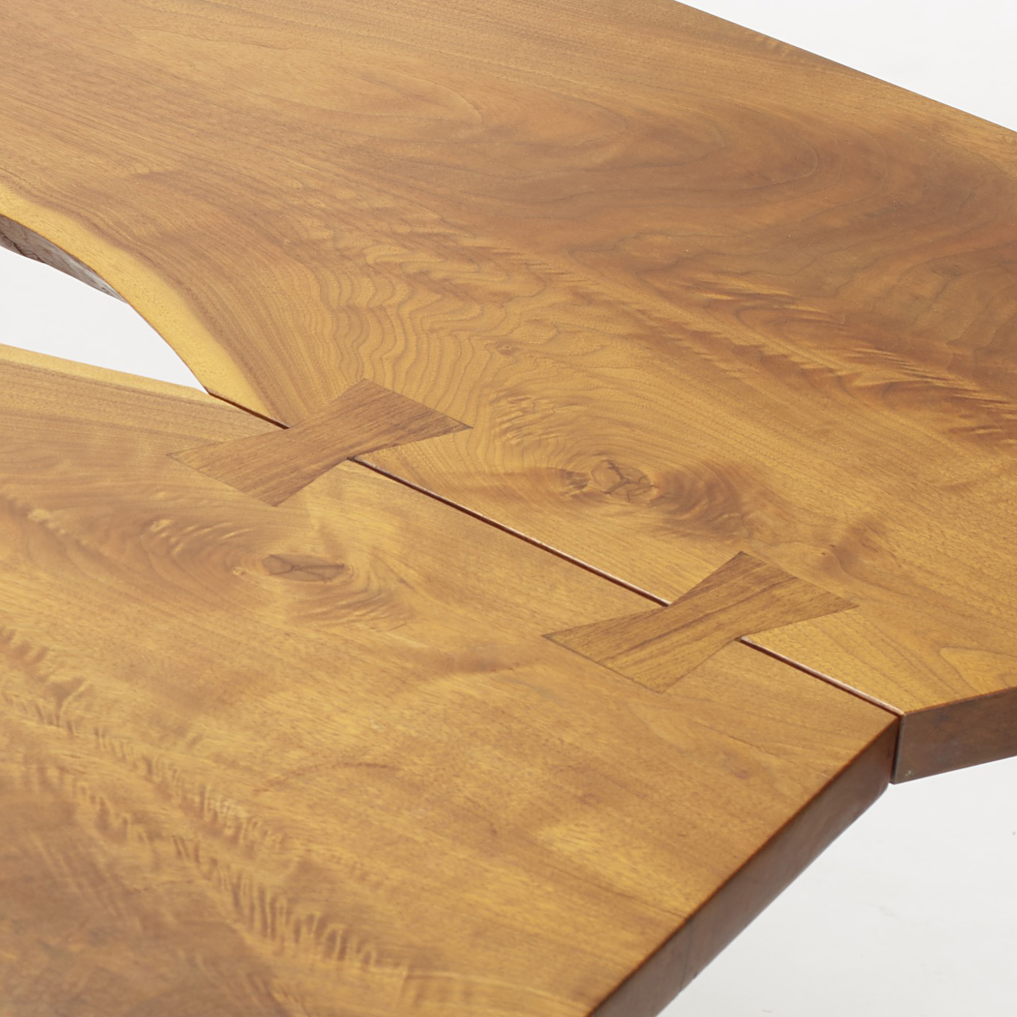 102: George Nakashima / early and important Trestle dining table (4 of 4)