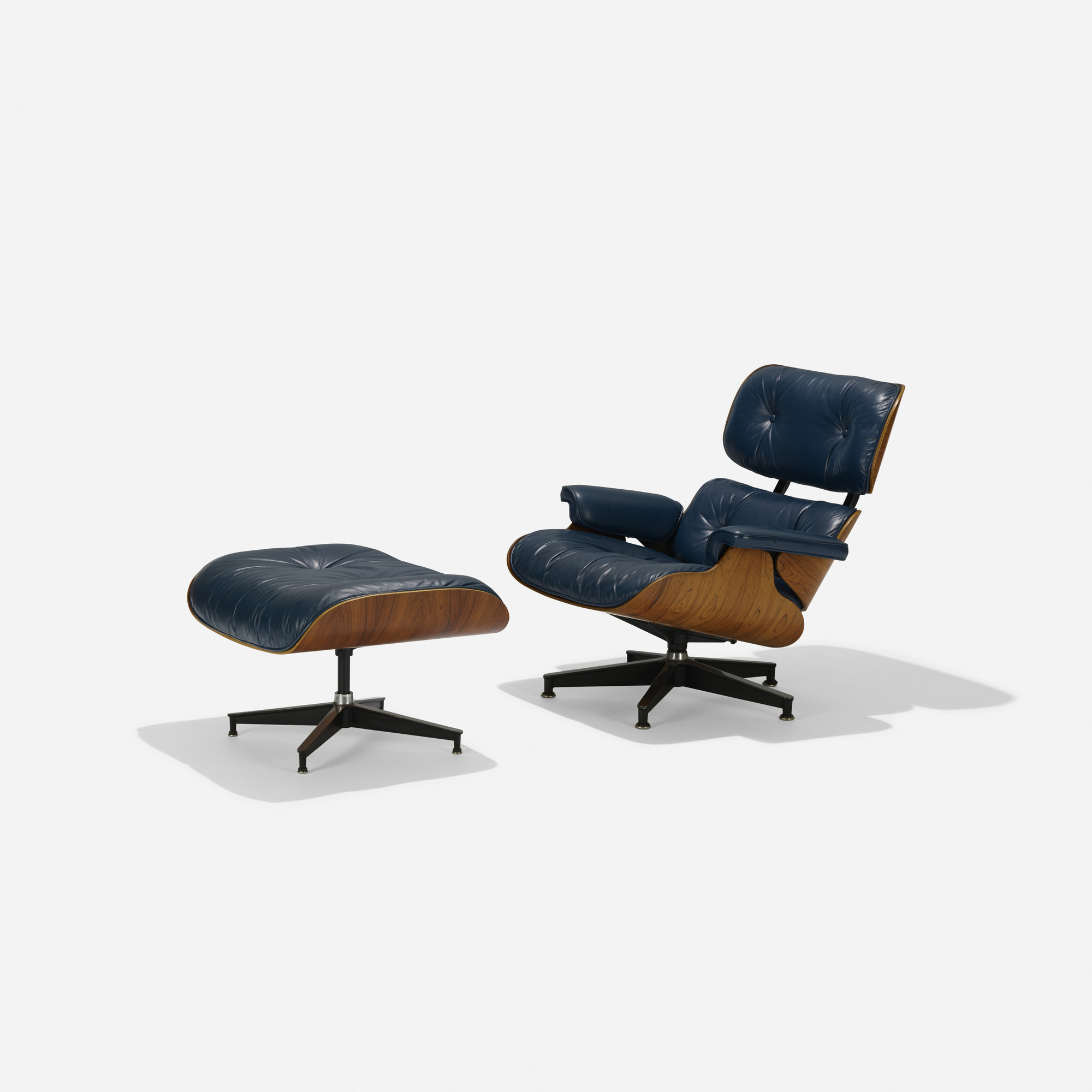 103 charles and ray eames special order 670 lounge chair. Black Bedroom Furniture Sets. Home Design Ideas