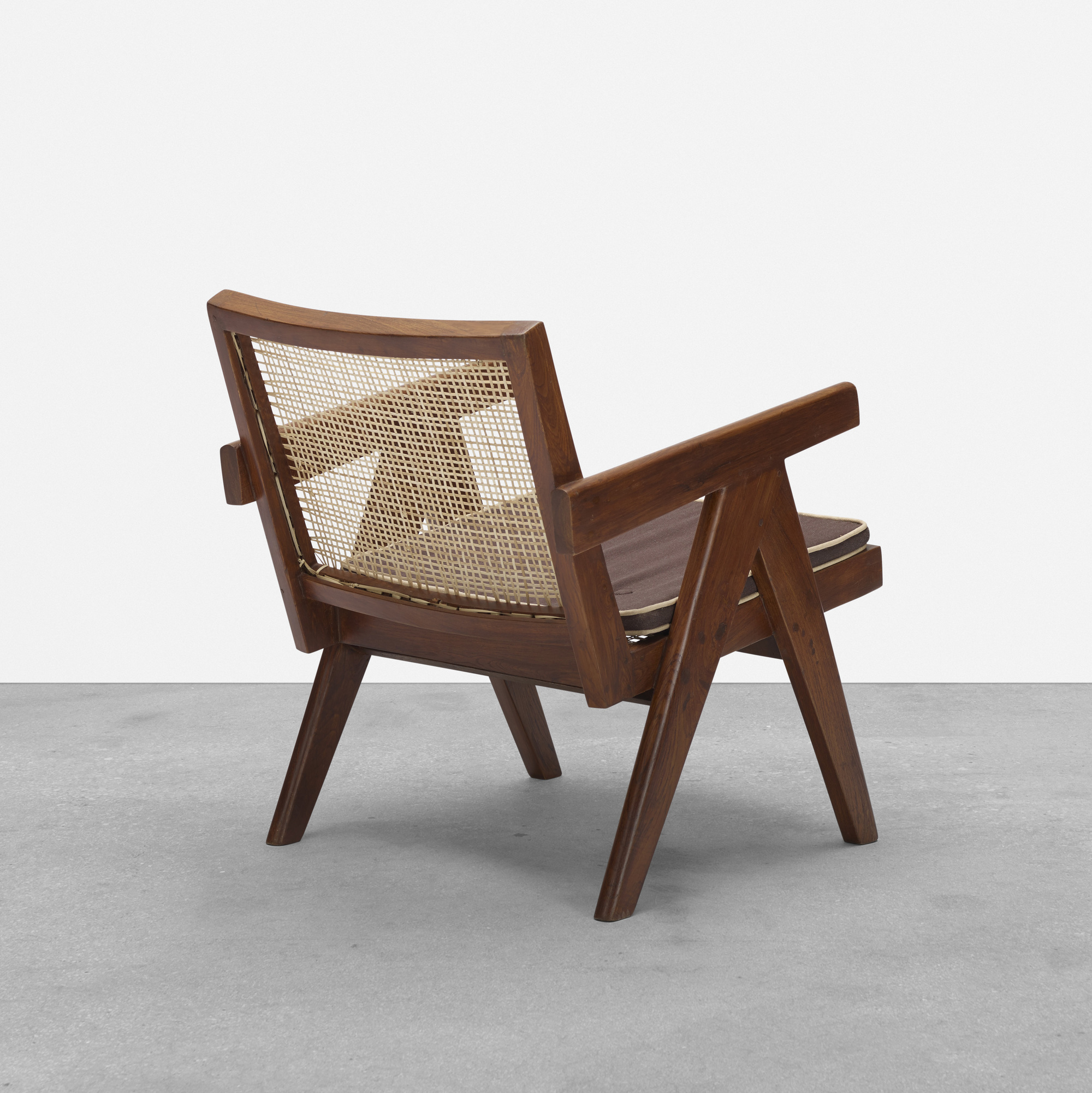 103: Pierre Jeanneret / Easy armchair from Chandigarh (1 of 4)