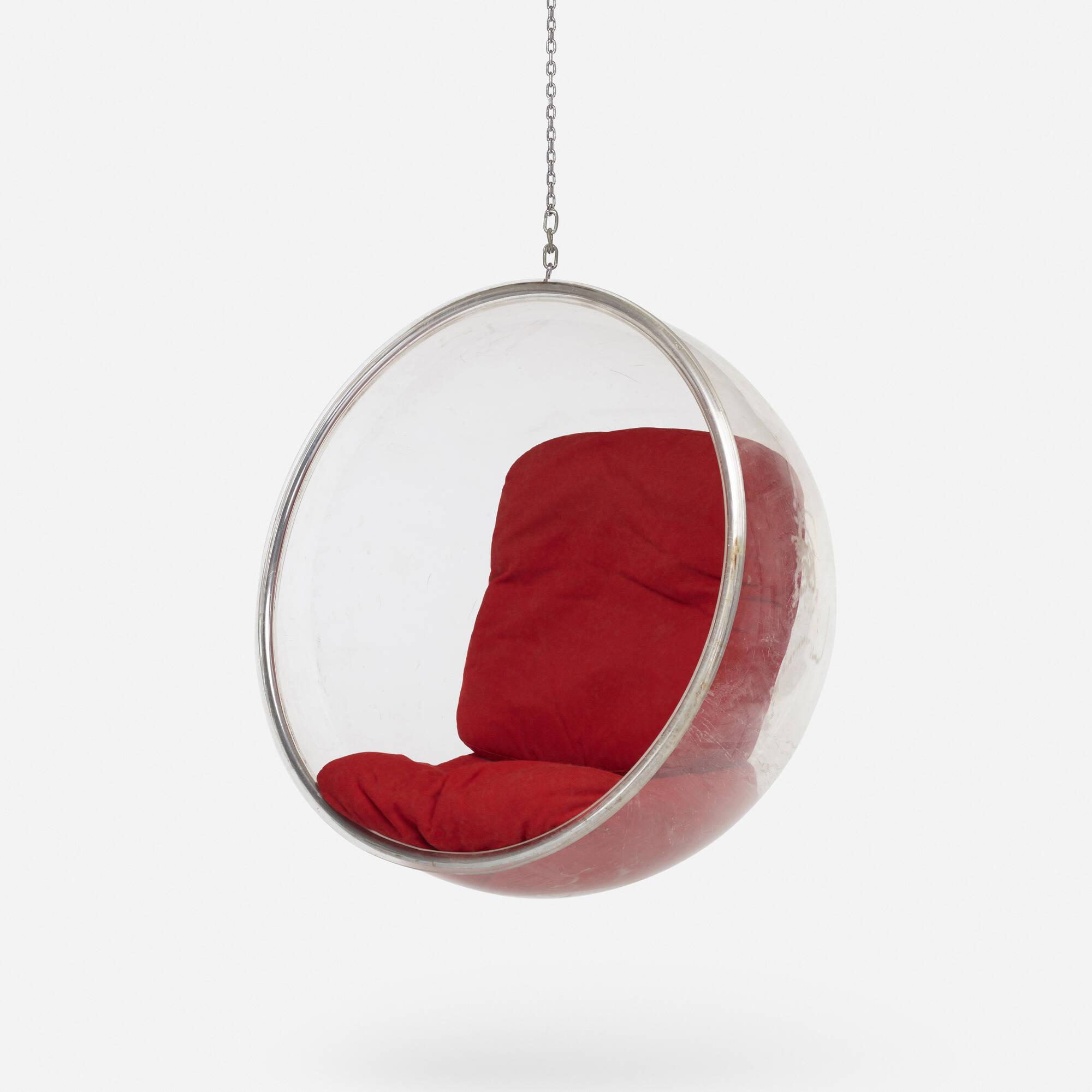 103: Eero Aarnio / Bubble chair (1 of 2)