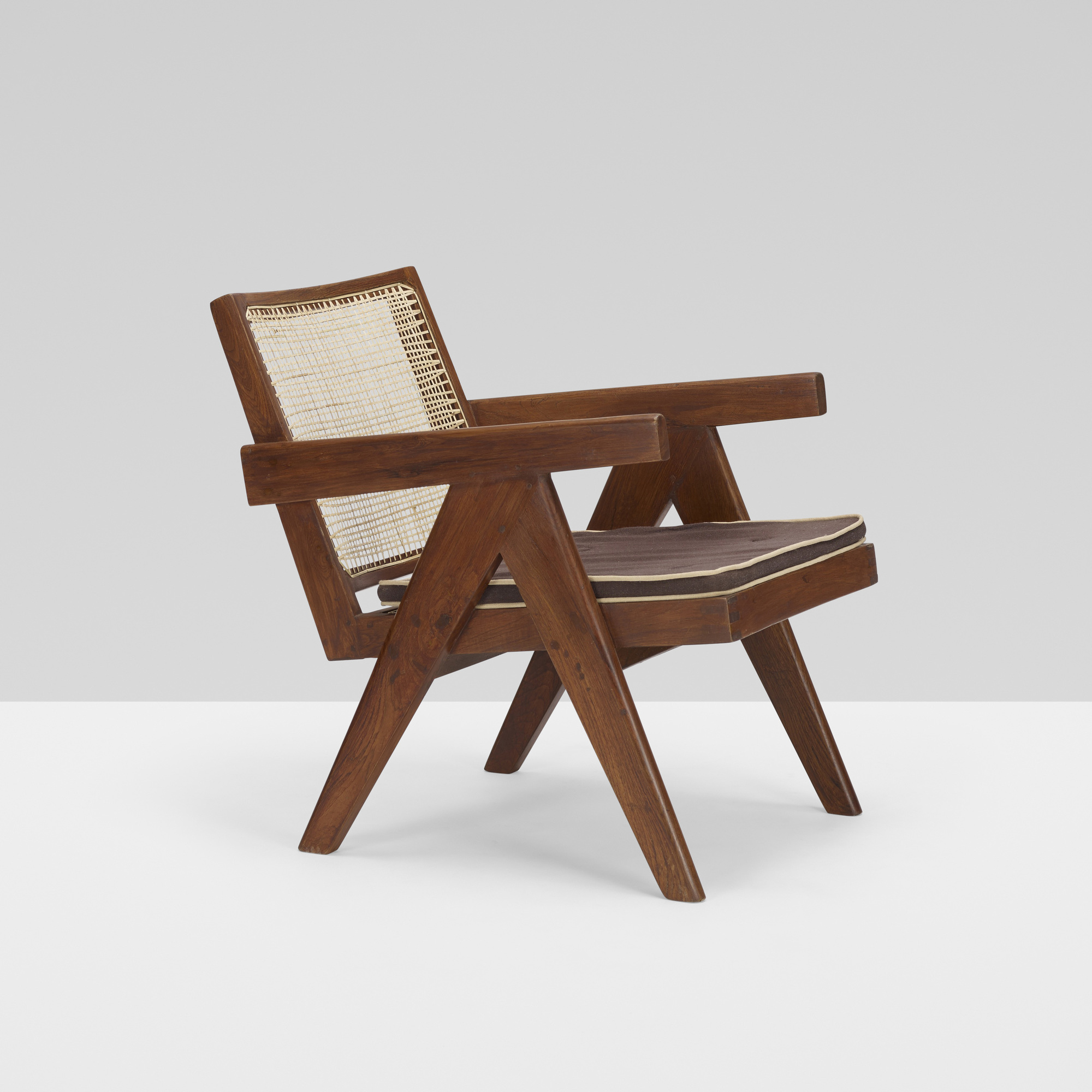 103: Pierre Jeanneret / Easy armchair from Chandigarh (2 of 4)