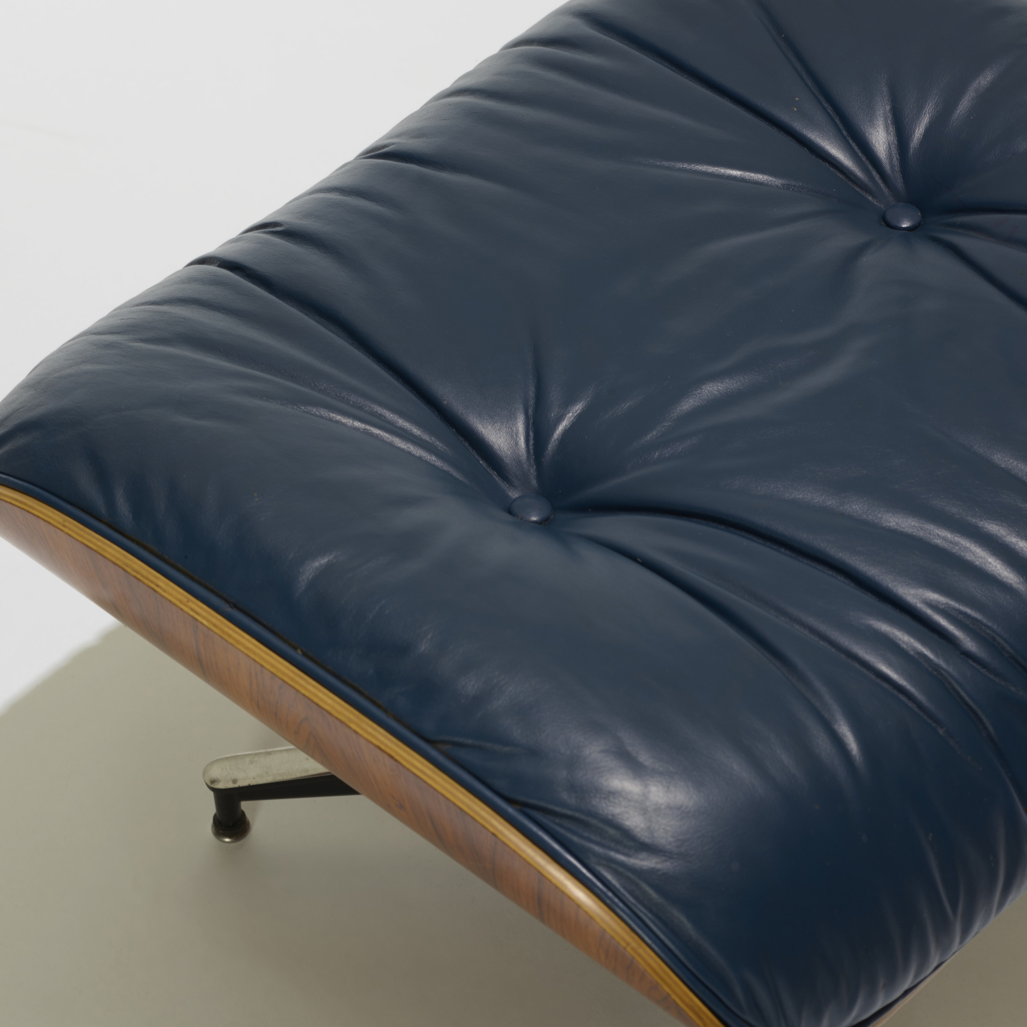103: Charles and Ray Eames / special-order 670 lounge chair and 671 ottoman (3 of 4)