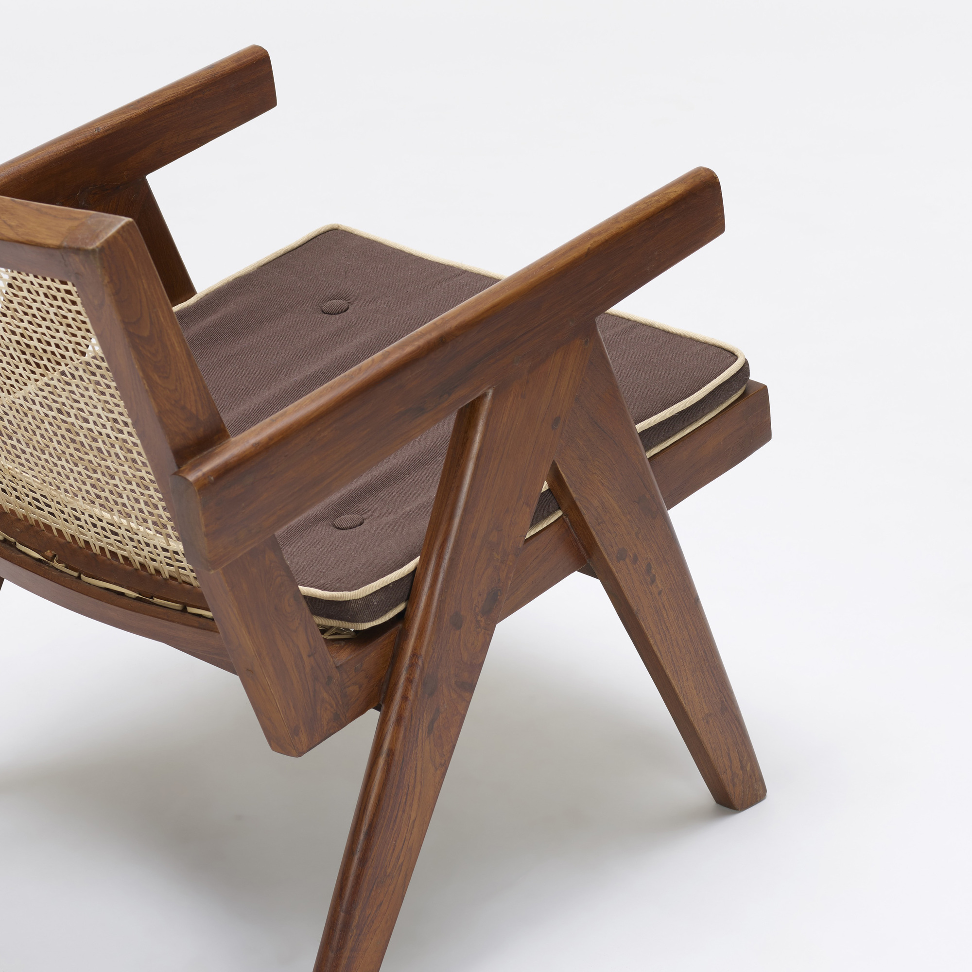 103: Pierre Jeanneret / Easy armchair from Chandigarh (3 of 4)