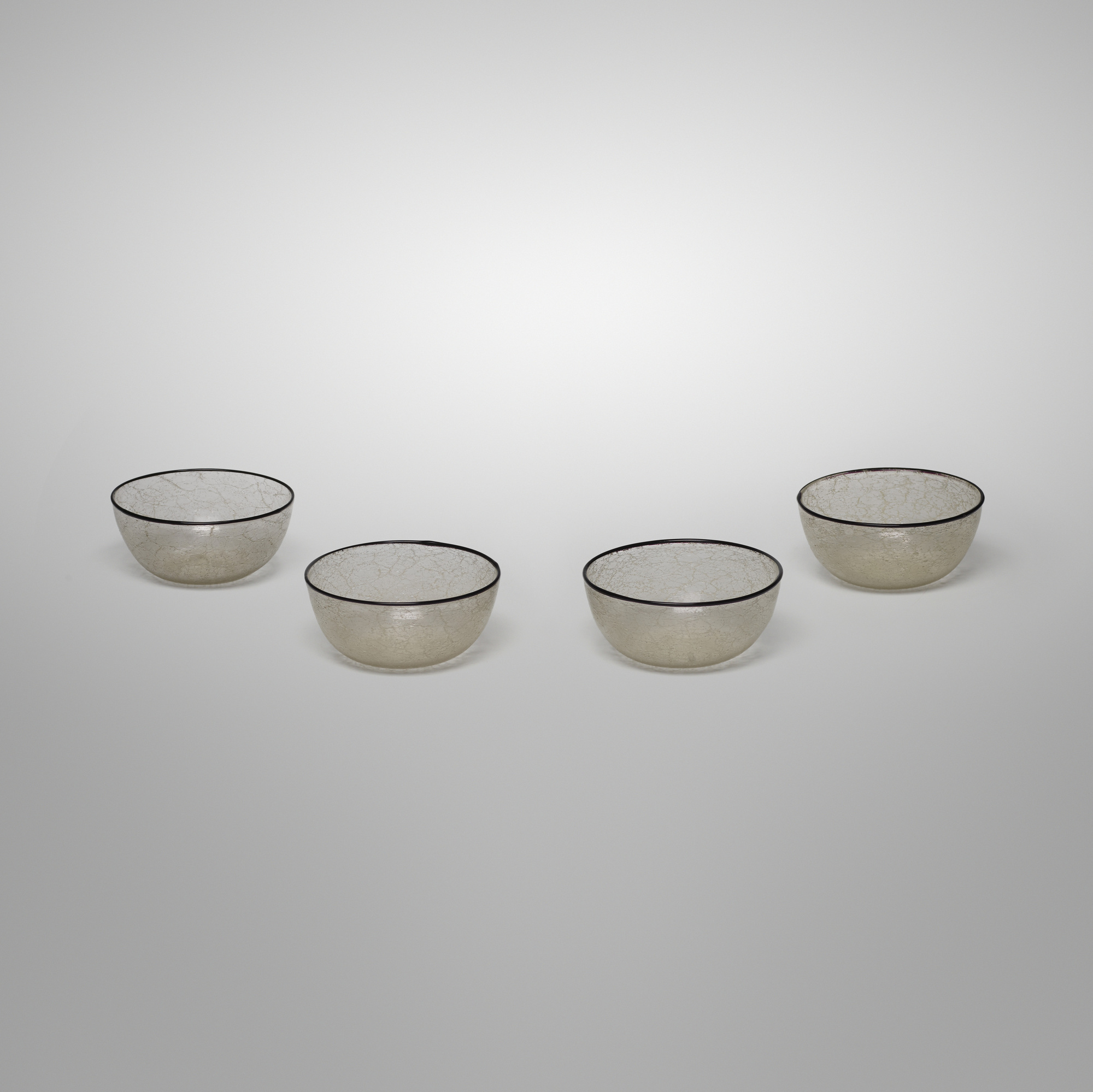 104: Ercole Barovier / Primavera bowls, set of four (1 of 2)