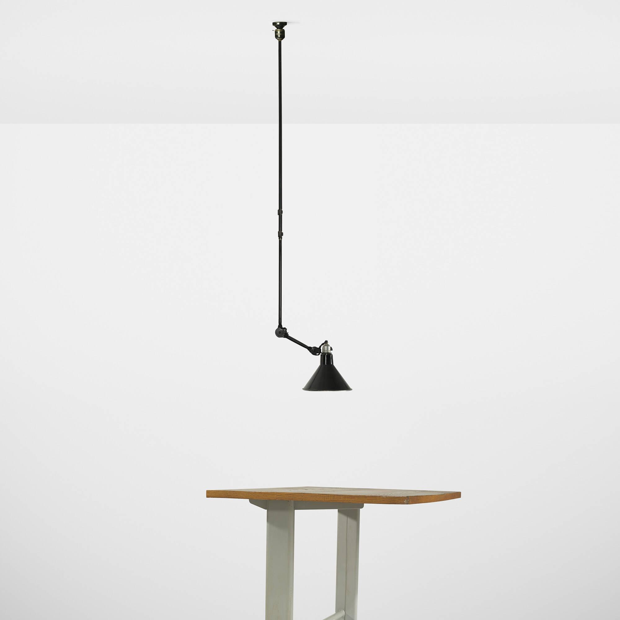 104: BERNARD-ALBIN GRAS, hanging lamp, model 302 < Design, 12 June ...