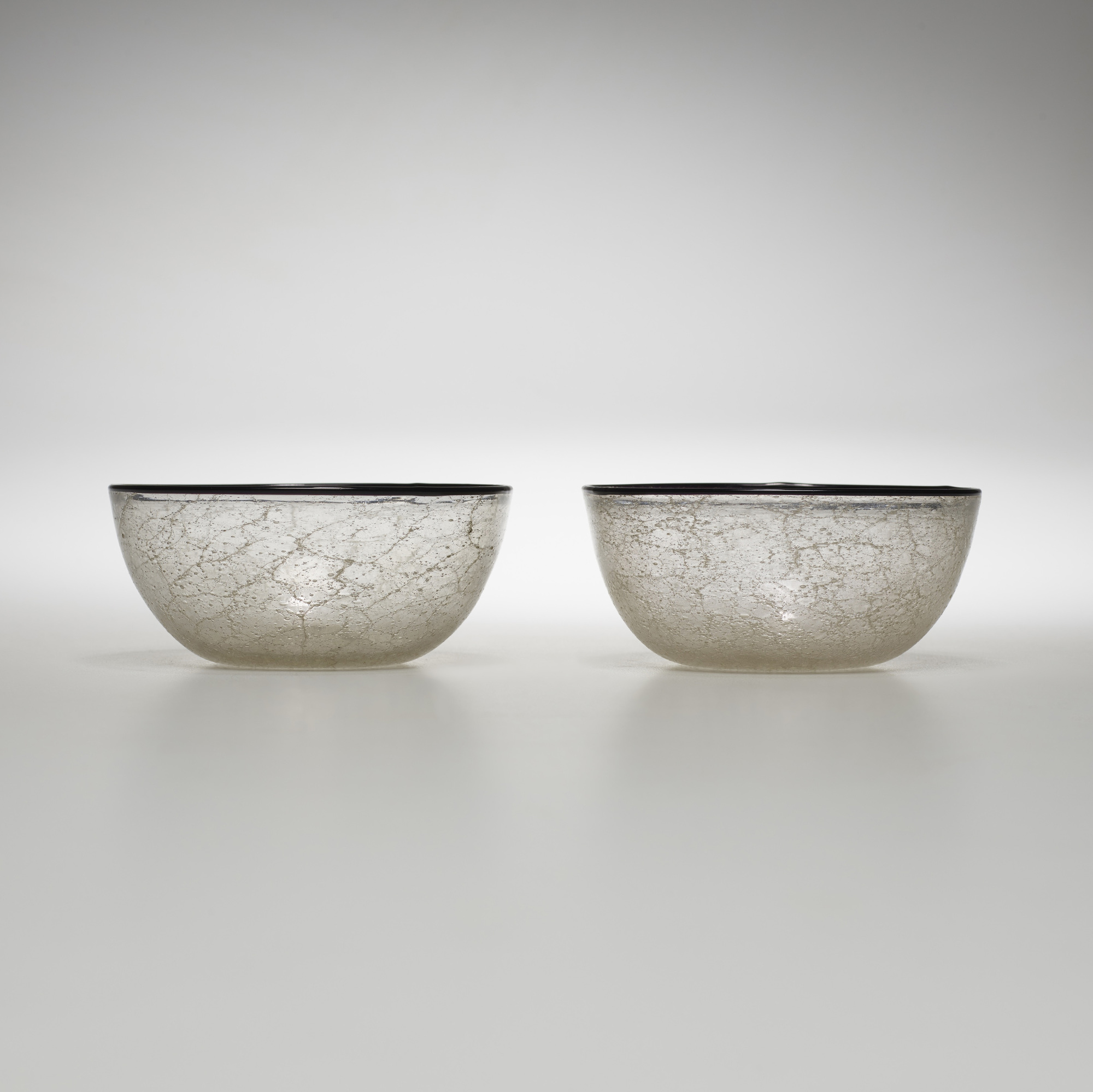 104: Ercole Barovier / Primavera bowls, set of four (2 of 2)