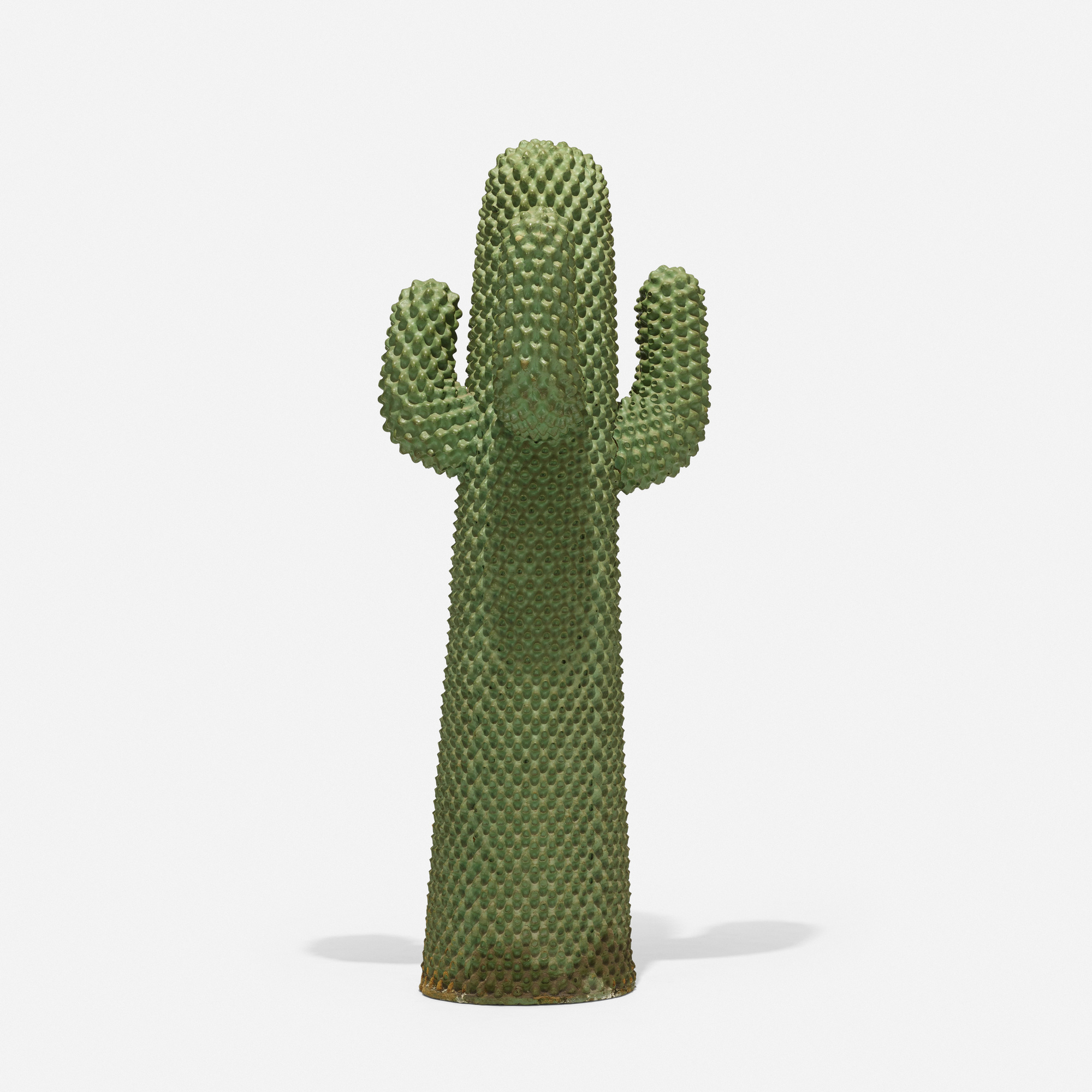 104: Guido Drocco and Franco Mello / Cactus coatrack (2 of 2)