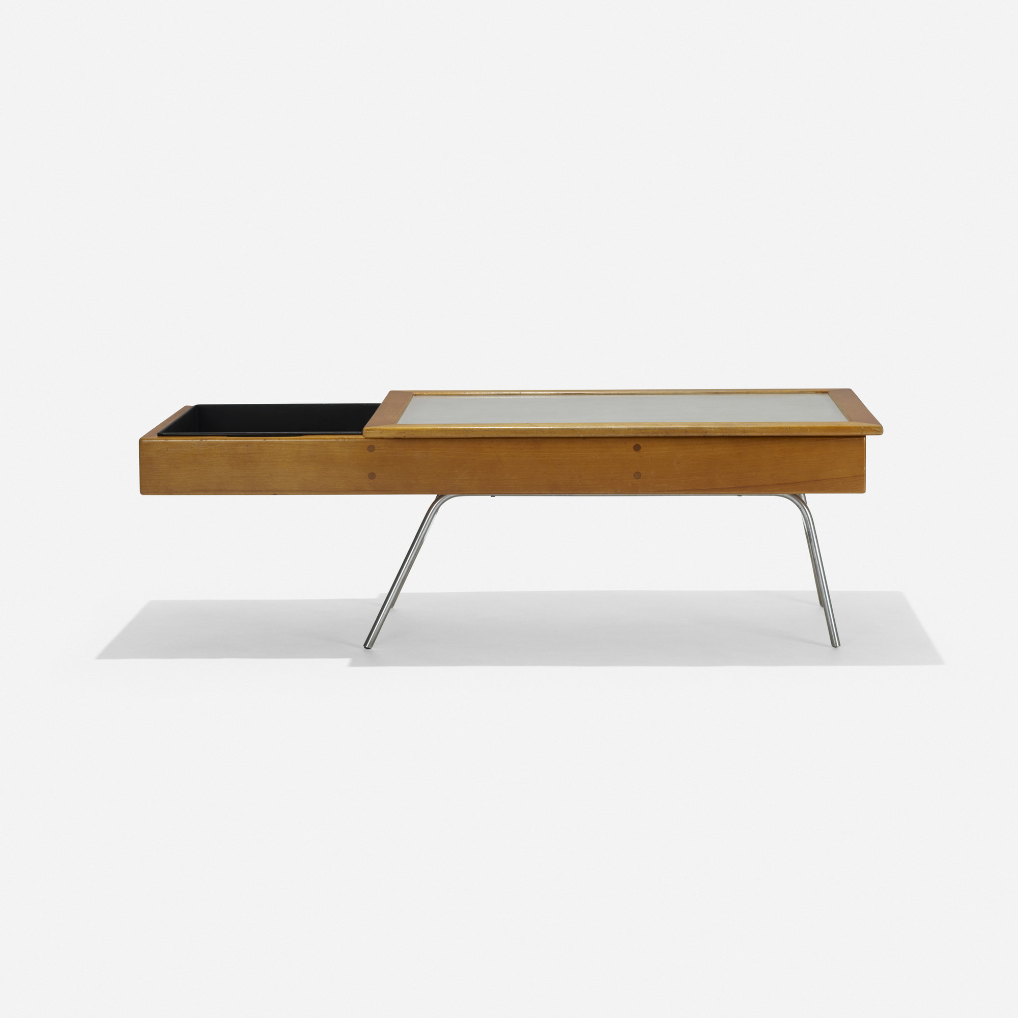 105: George Nelson & Associates / coffee table, model 4662 (1 of 3)