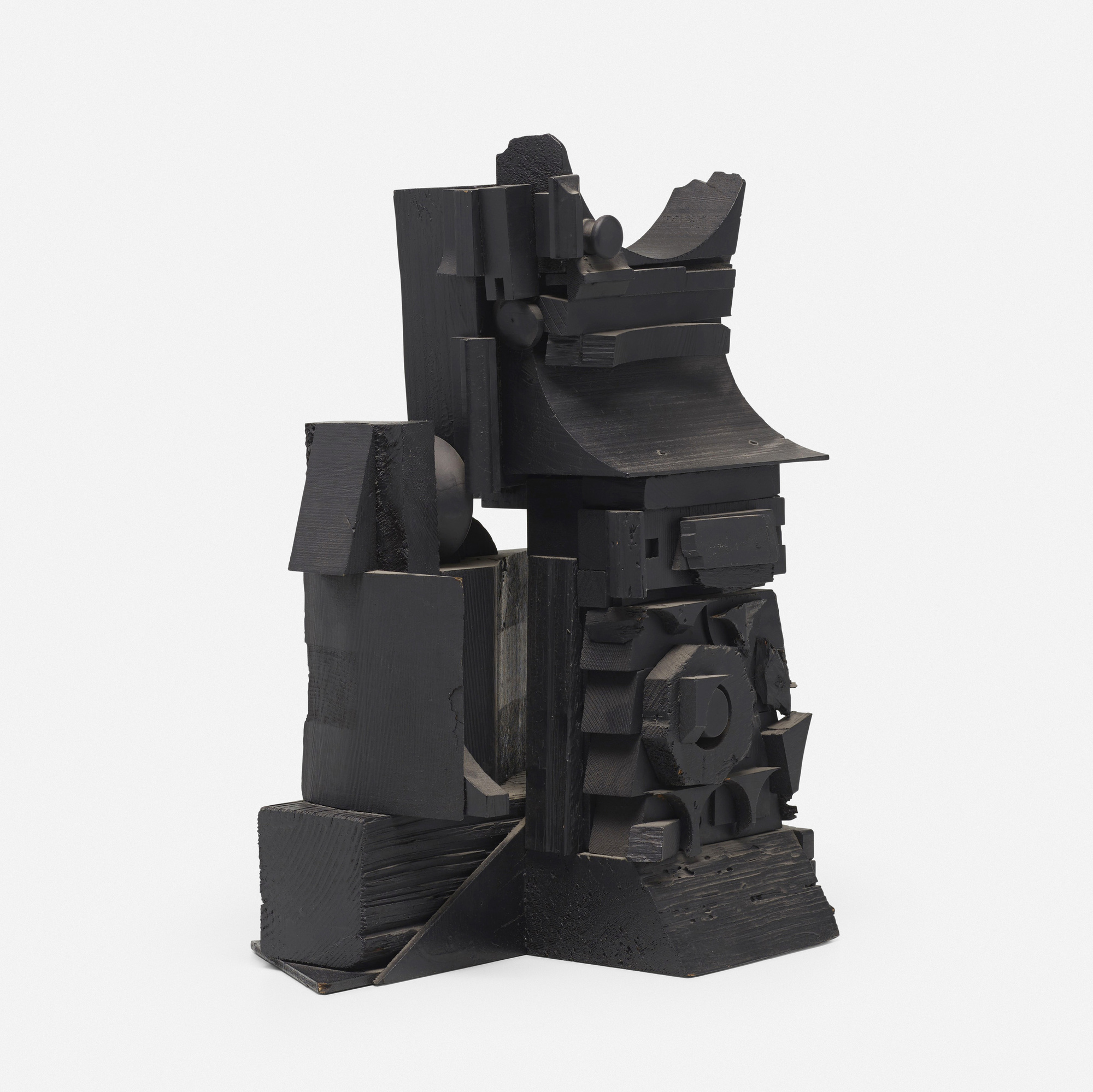 105: Louise Nevelson / Sky Series D (1 of 5)