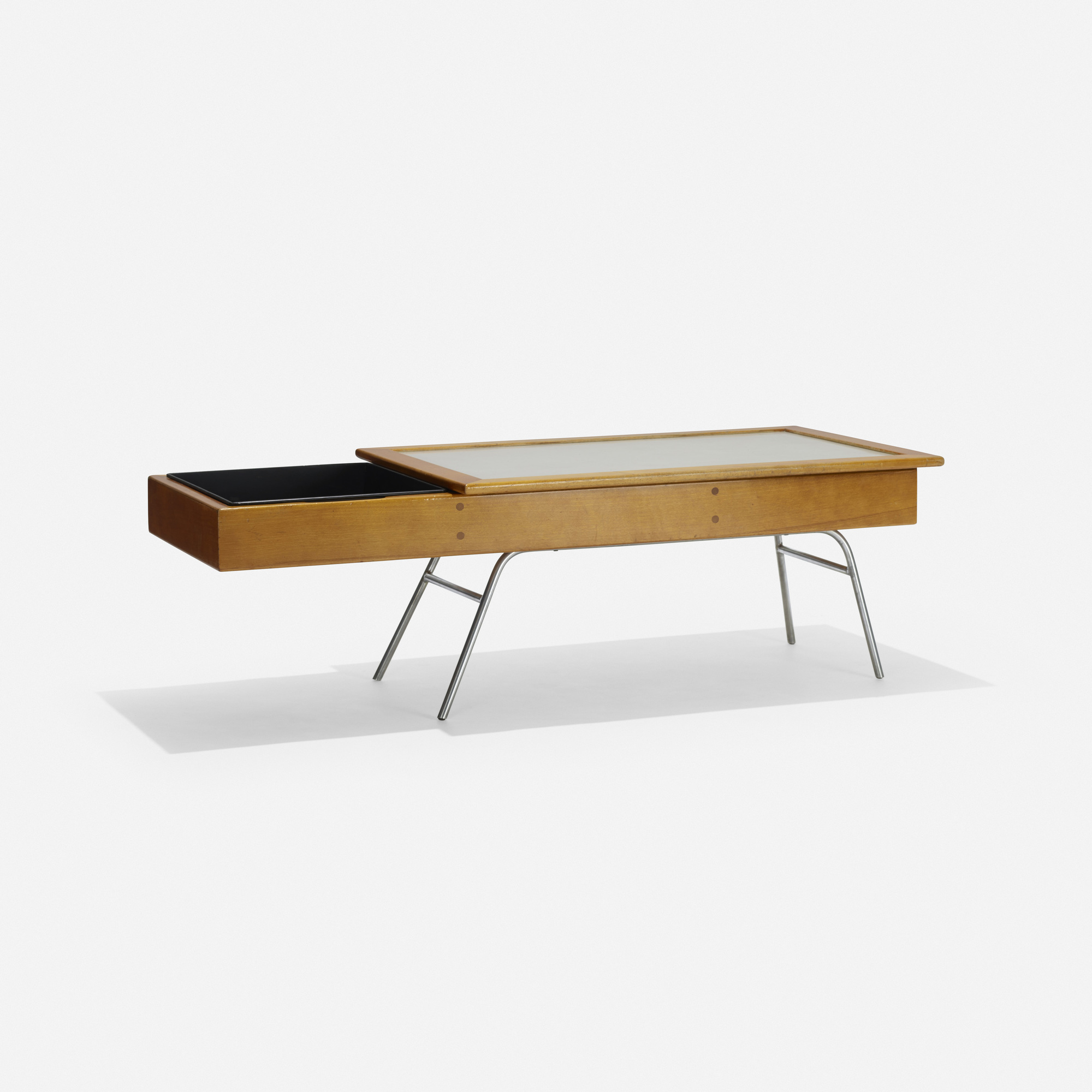 105: George Nelson & Associates / coffee table, model 4662 (2 of 3)