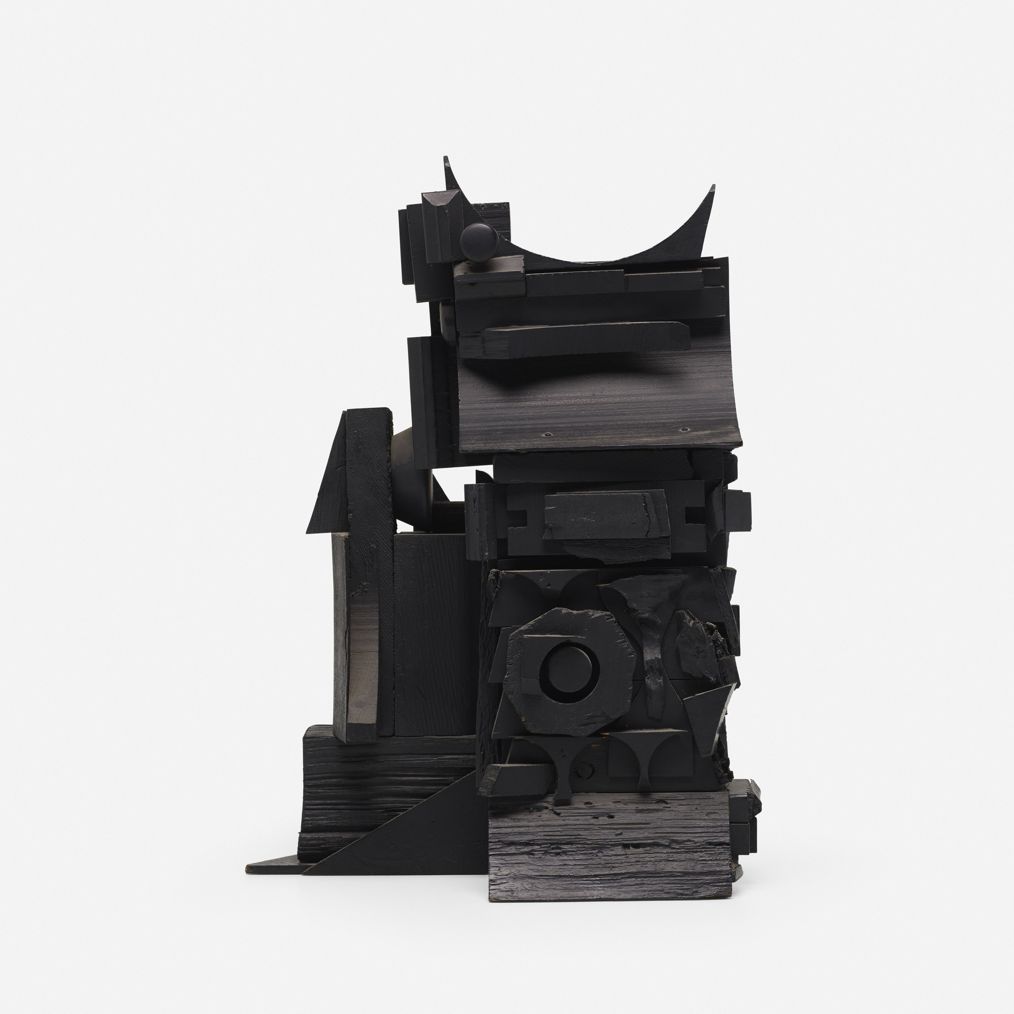 105: Louise Nevelson / Sky Series D (2 of 5)
