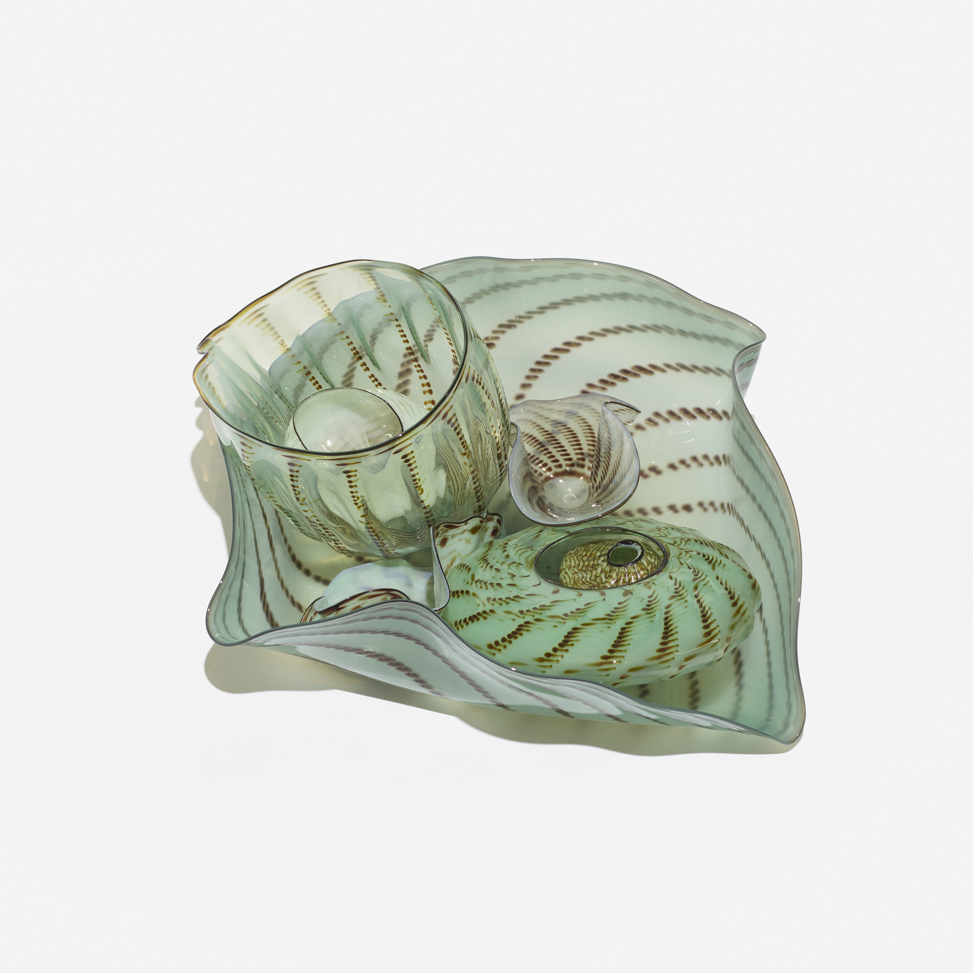 105: Dale Chihuly / Seaform Set (2 of 4)
