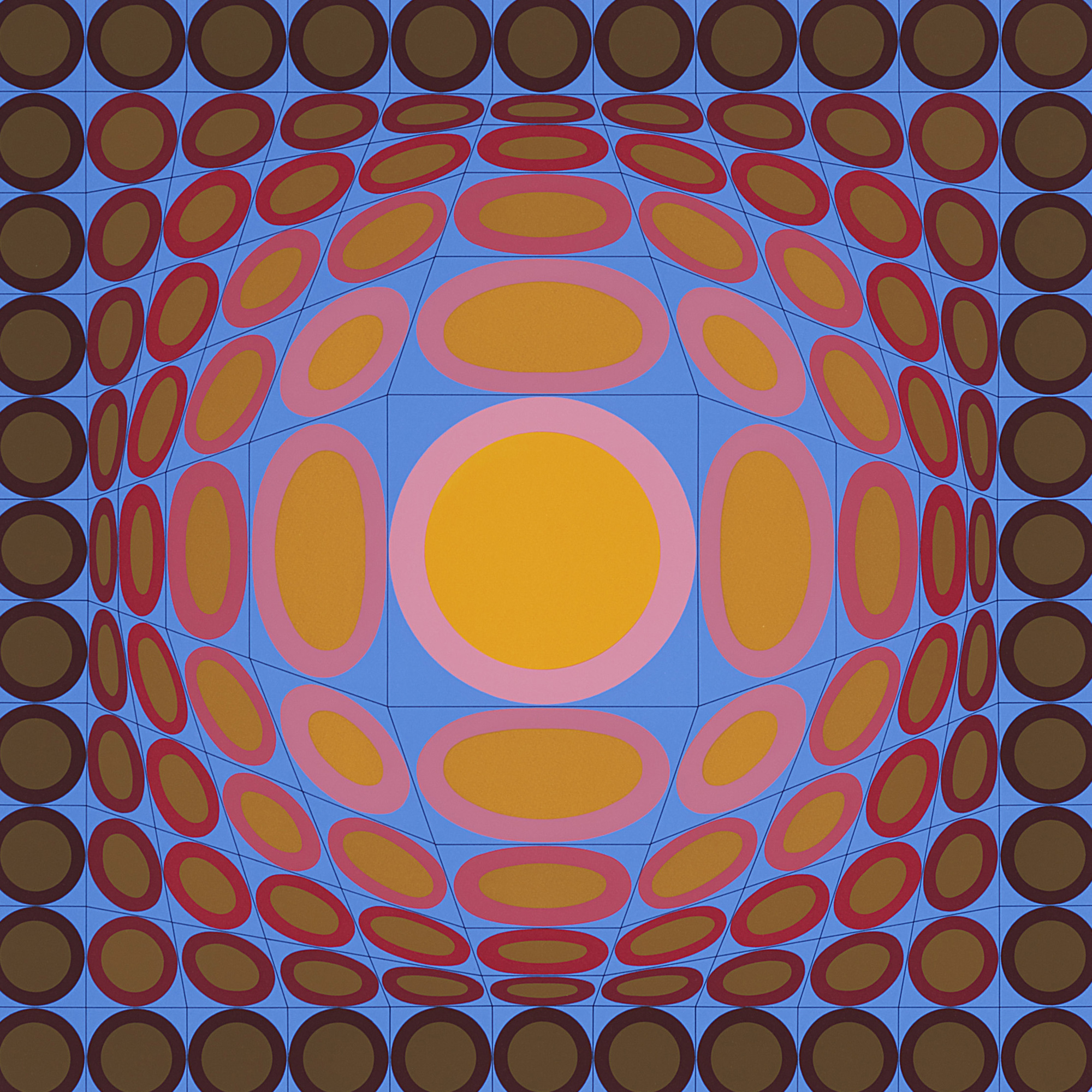 105: Victor Vasarely / Tri-Vega (2 of 2)