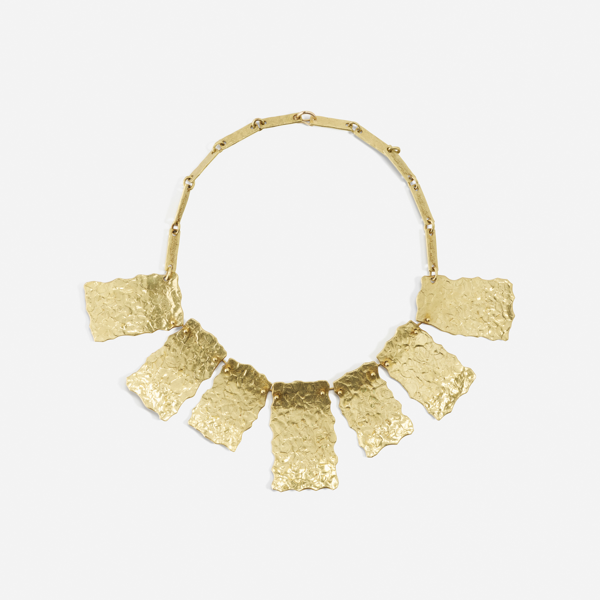 106: Ed Wiener / A custom gold necklace (1 of 1)