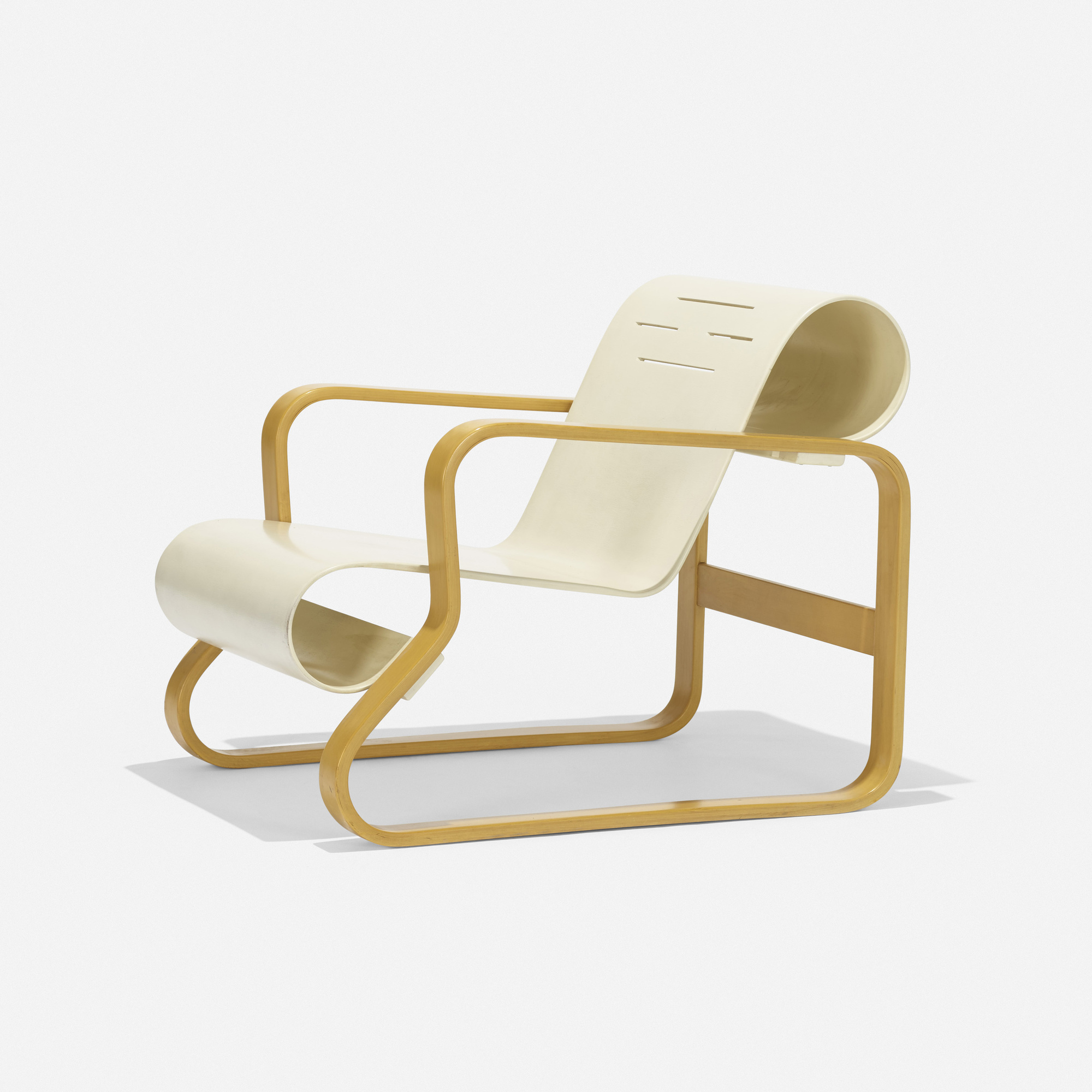 106: Alvar Aalto / Paimio lounge chair (1 of 2)