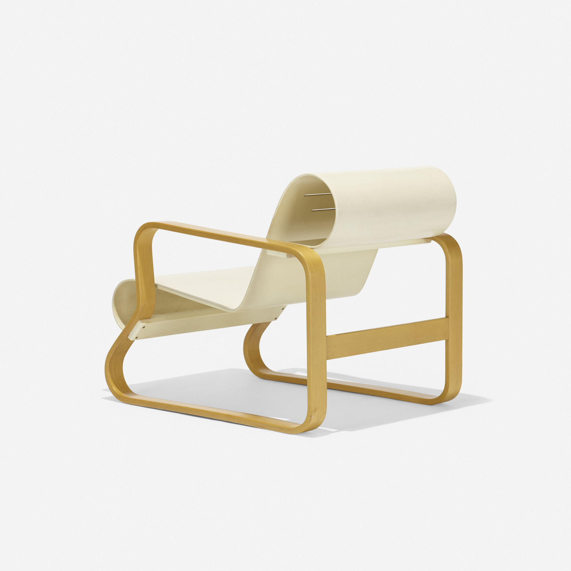 106: Alvar Aalto / Paimio lounge chair (2 of 2)