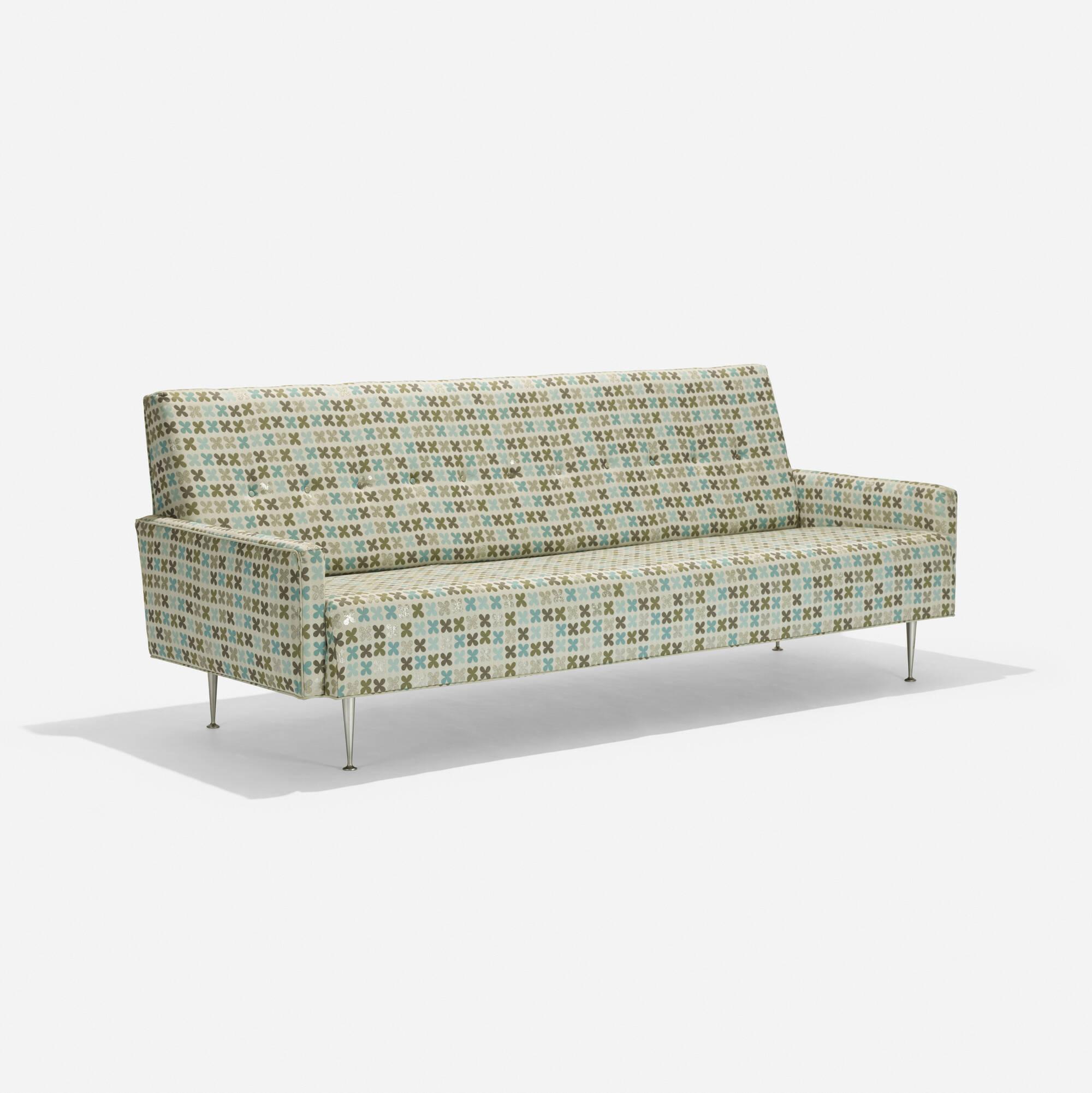 107: George Nelson & Associates / sofa, model 5486 (1 of 2)