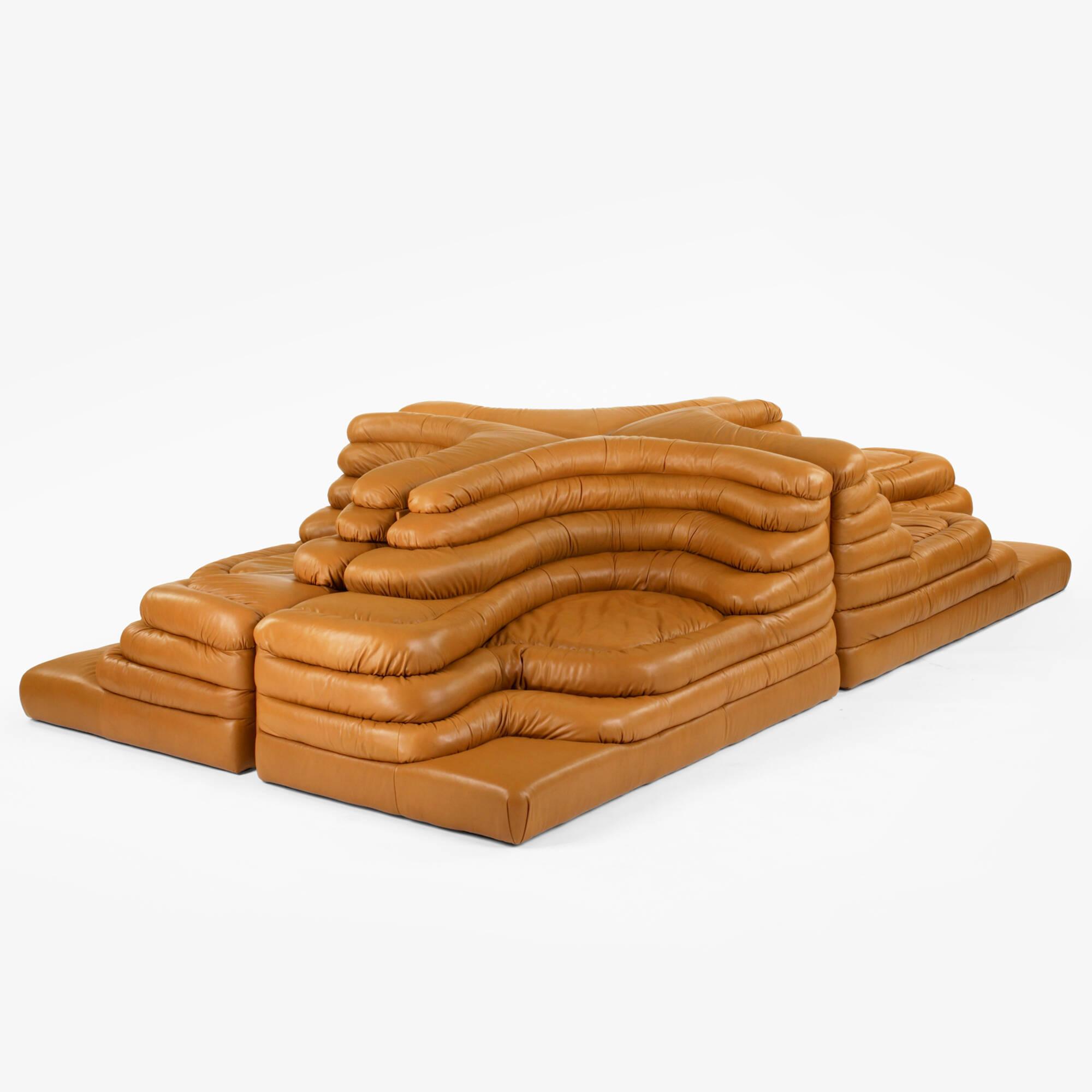 107 Ubald Klug Terrazza Furniture System Important Design 8