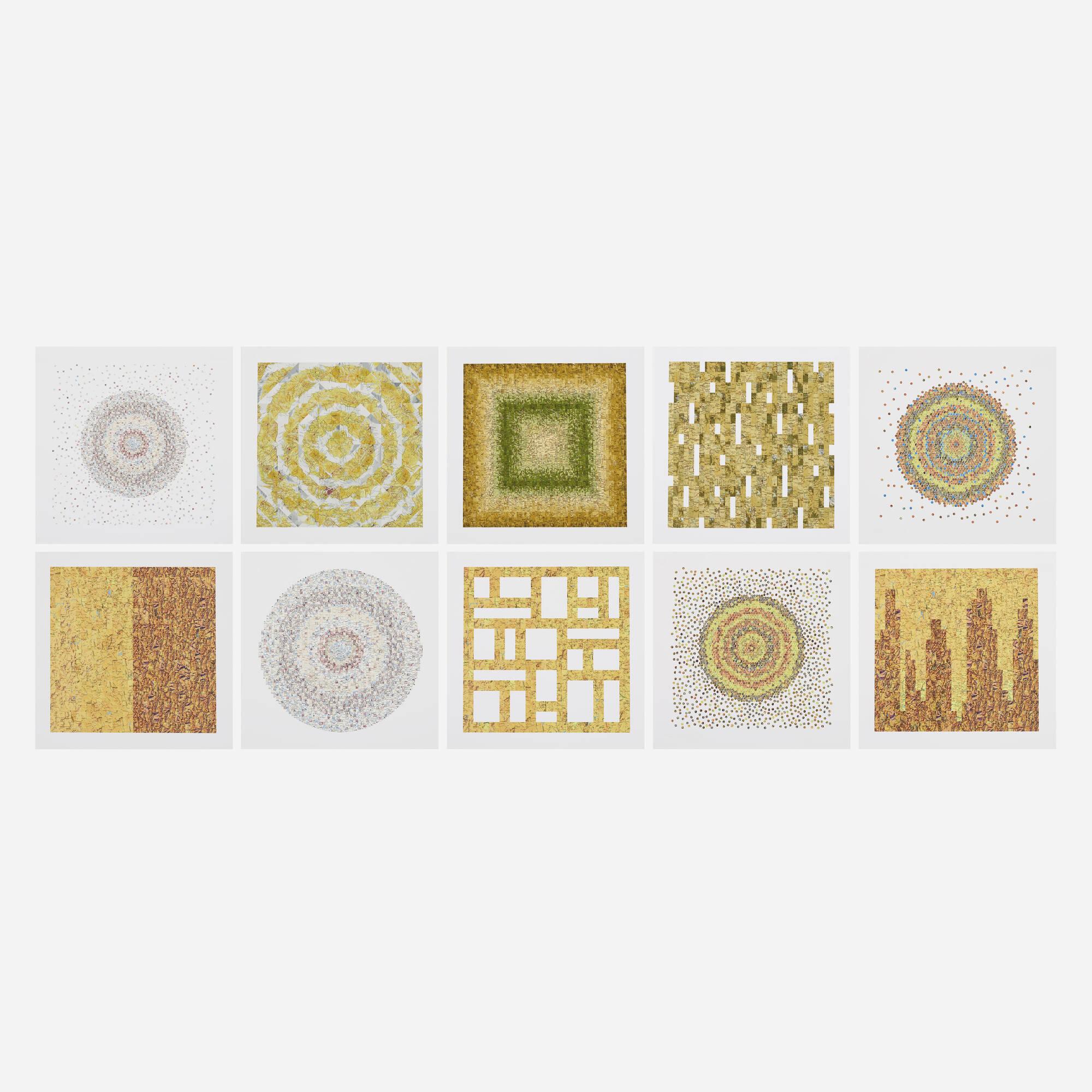 107: Peter Wegner / Reverse Atlas (ten works) (1 of 2)