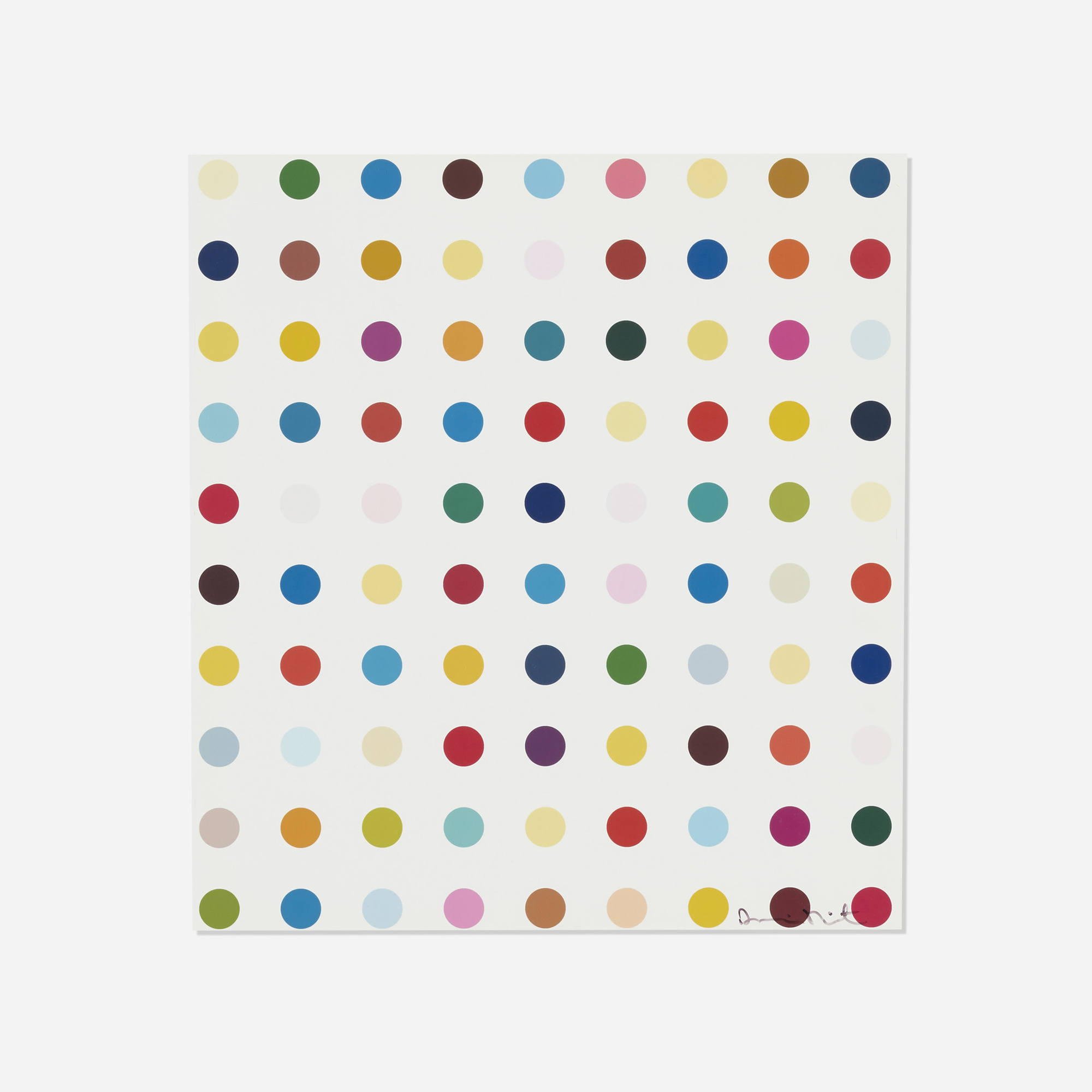 107: Damien Hirst / Opium (1 of 1)