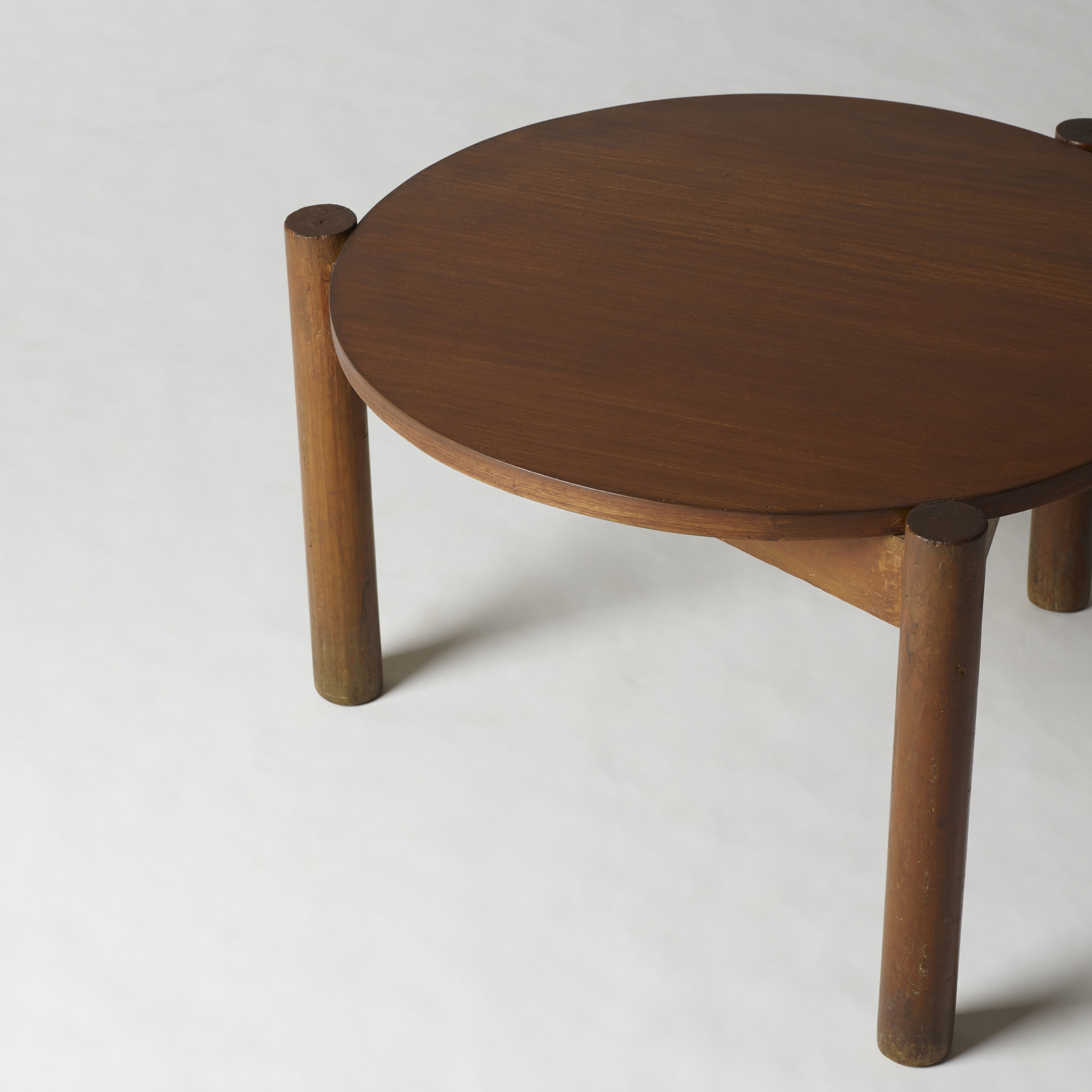 107 PIERRE JEANNERET coffee table from the PGI Hospital