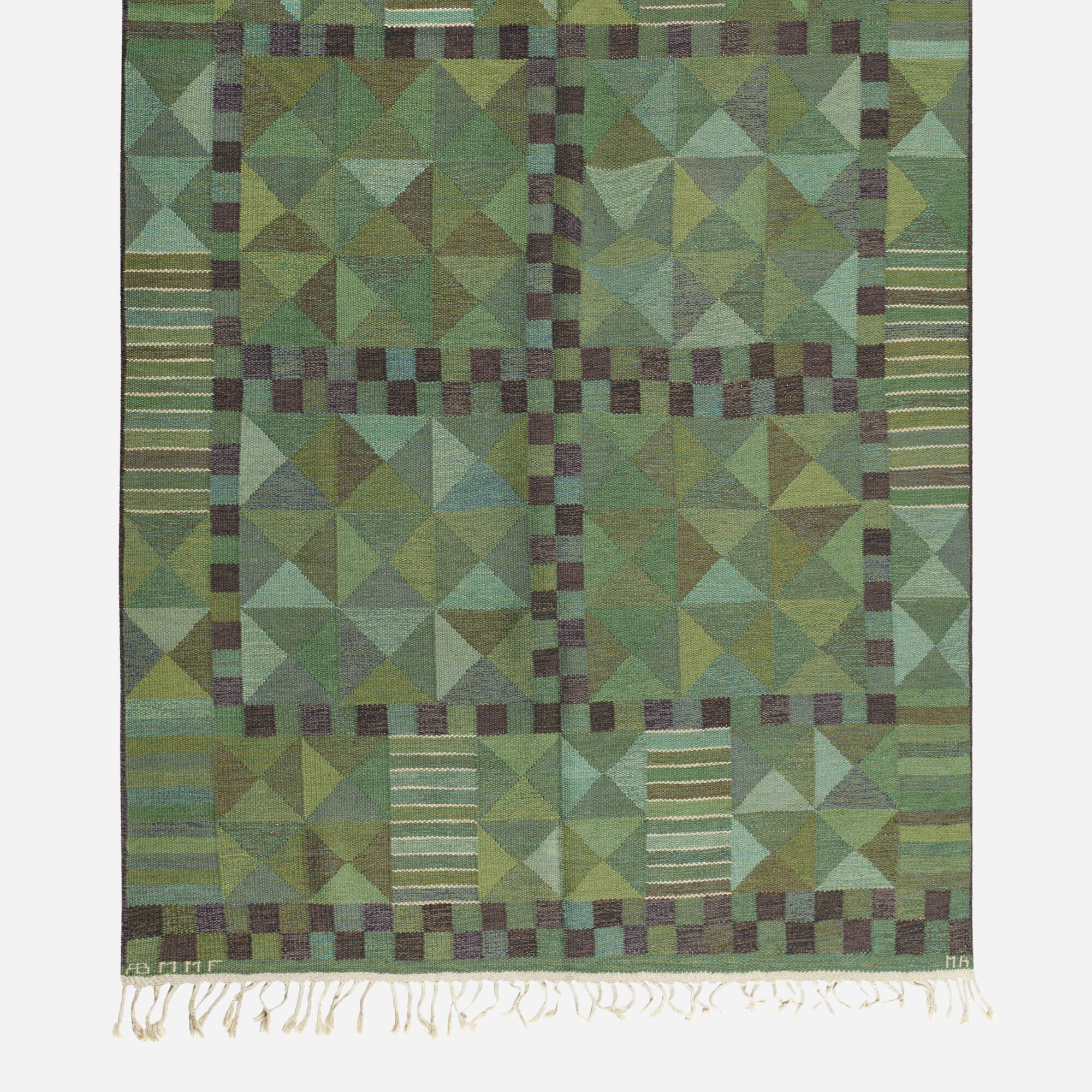 107: Marianne Richter / Rubirosa flatweave carpet (2 of 2)