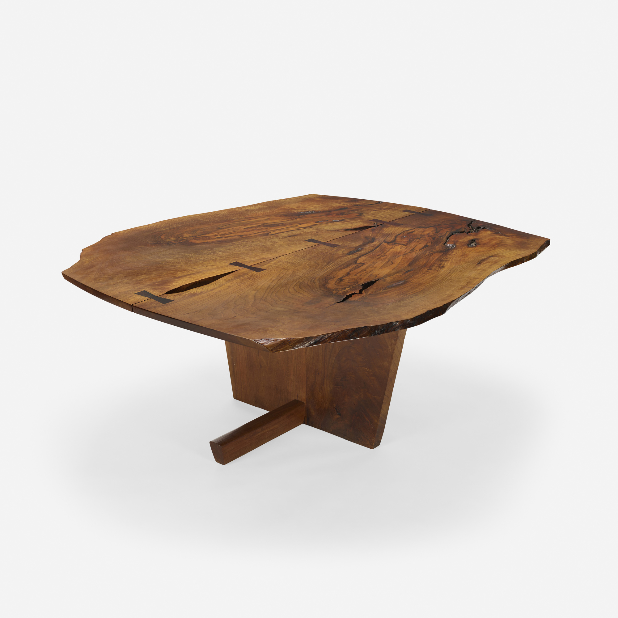 107 george nakashima minguren i dining table for Dining table design 2016