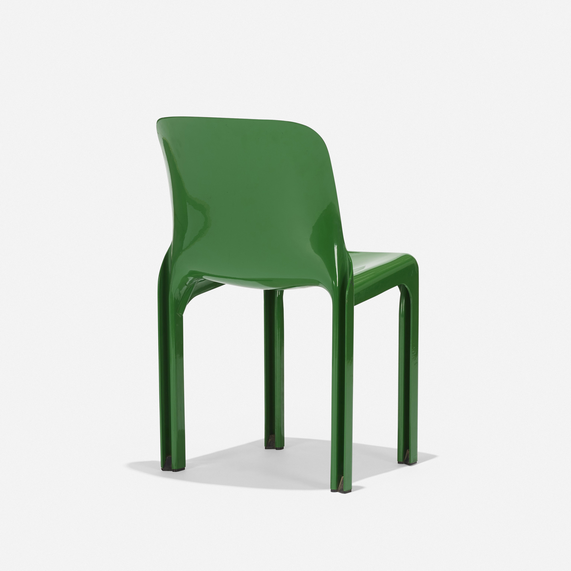 107: Vico Magistretti / Selene Stacking chair (3 of 4)