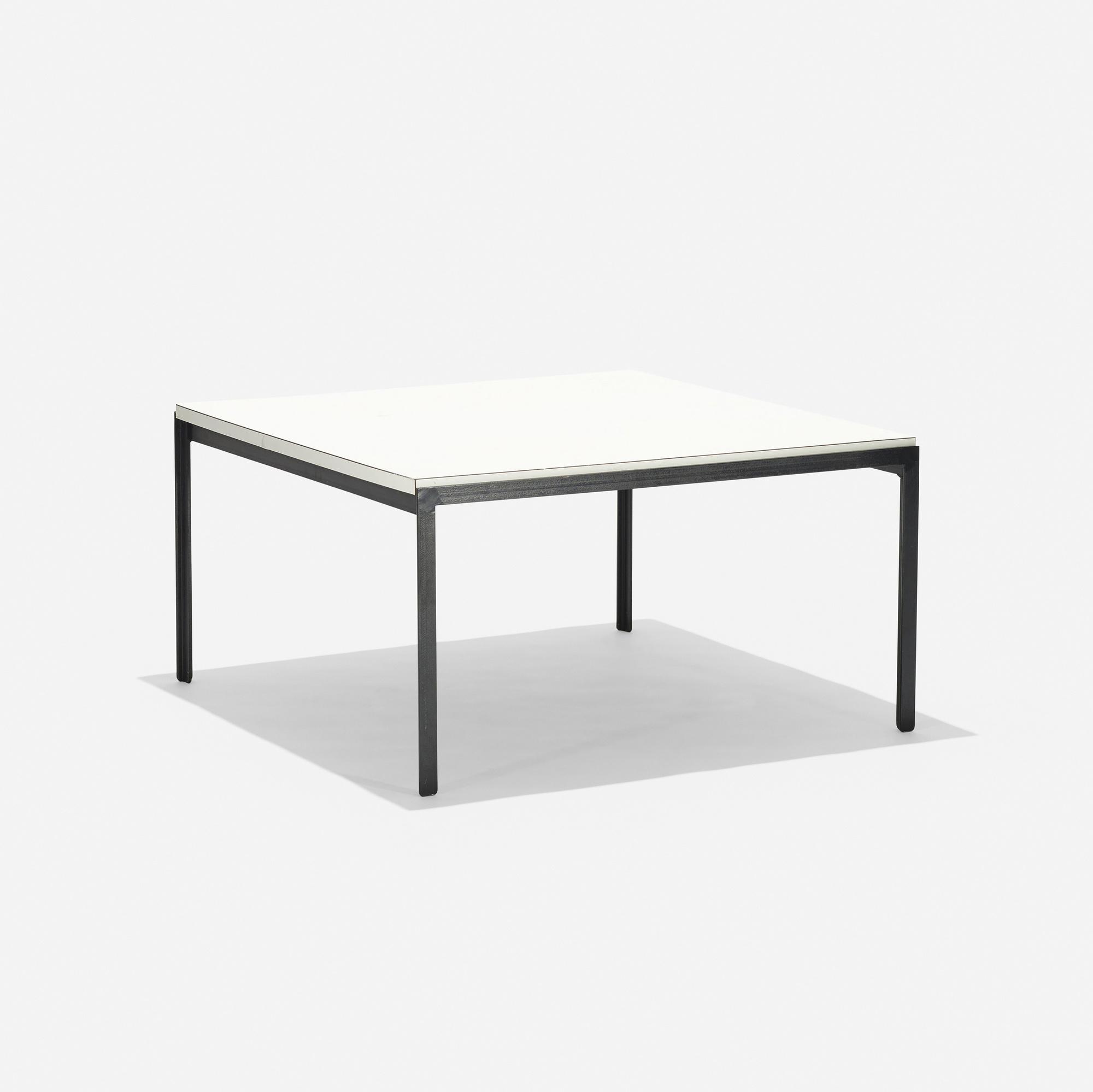 108: Florence Knoll / T Angle Coffee Table (1 Of 2)