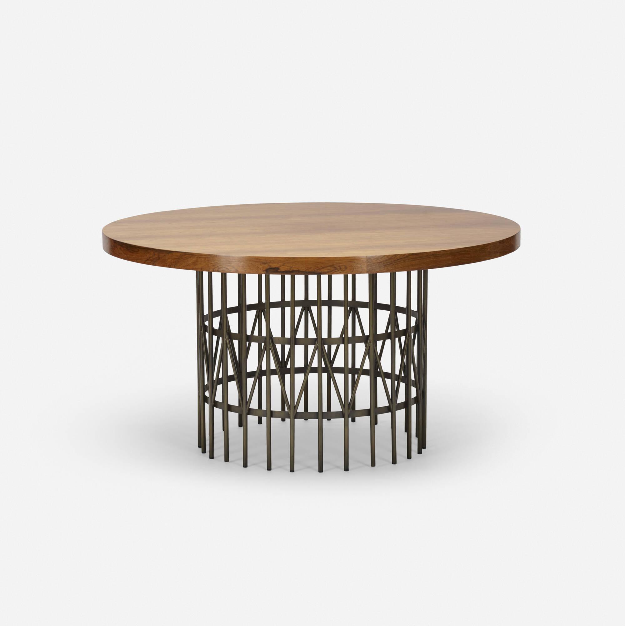 108: Milo Baughman / coffee table (1 of 3)