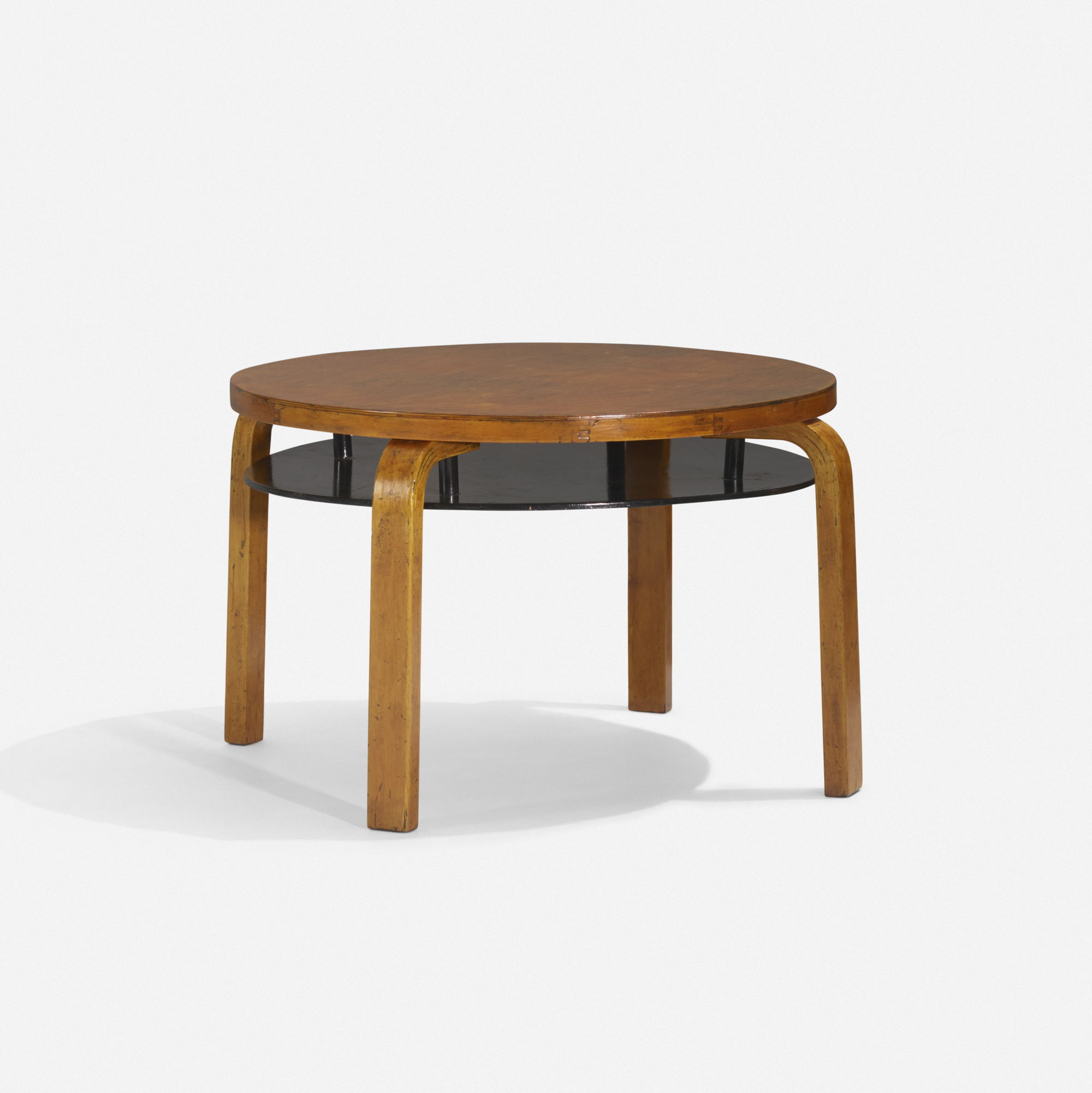 108: Alvar Aalto / Coffee Table, Model 70 (1 Of 2)