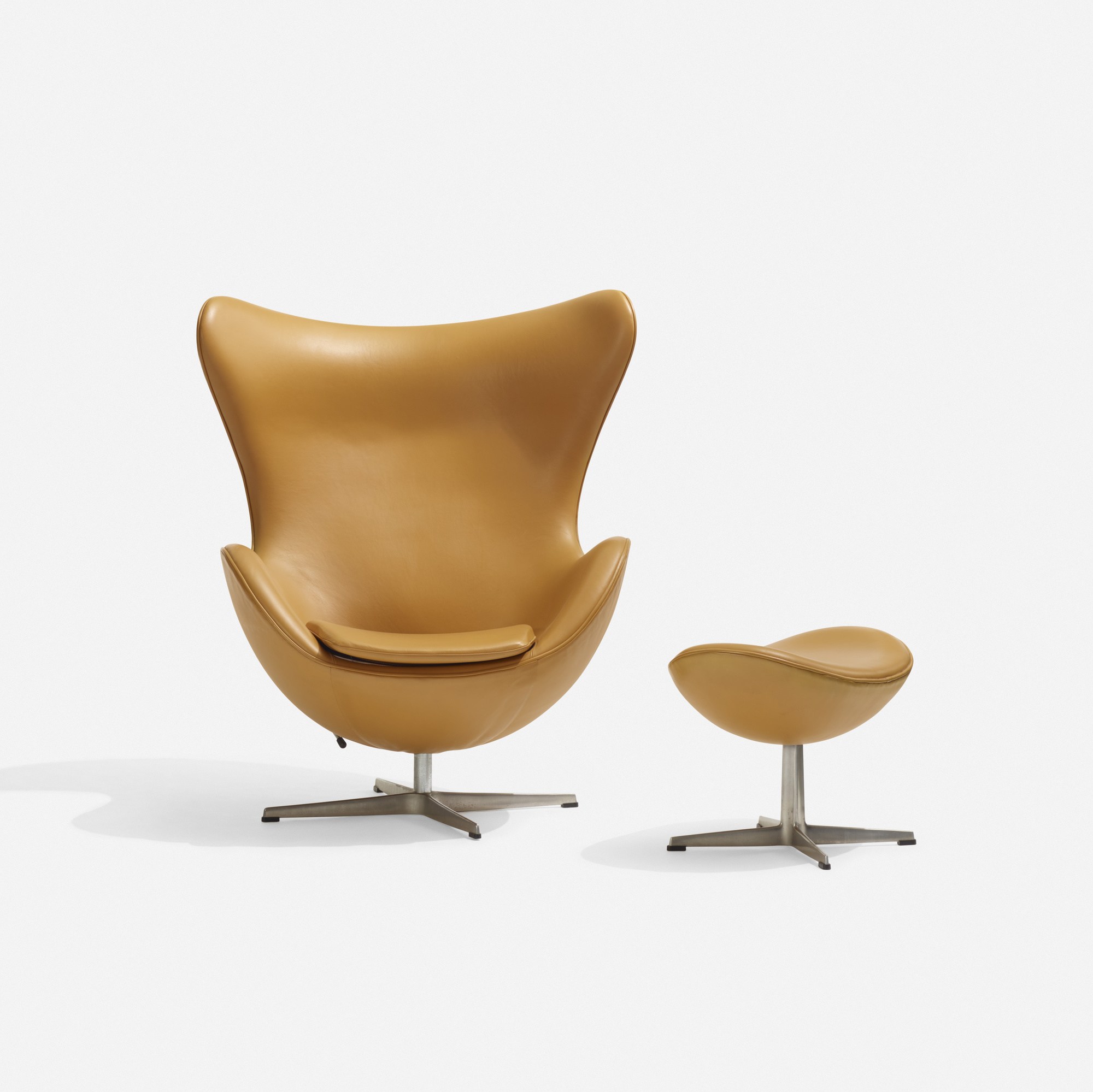 Pouf Design Egg Pouf Jacobsen : Arne jacobsen egg chair and ottoman