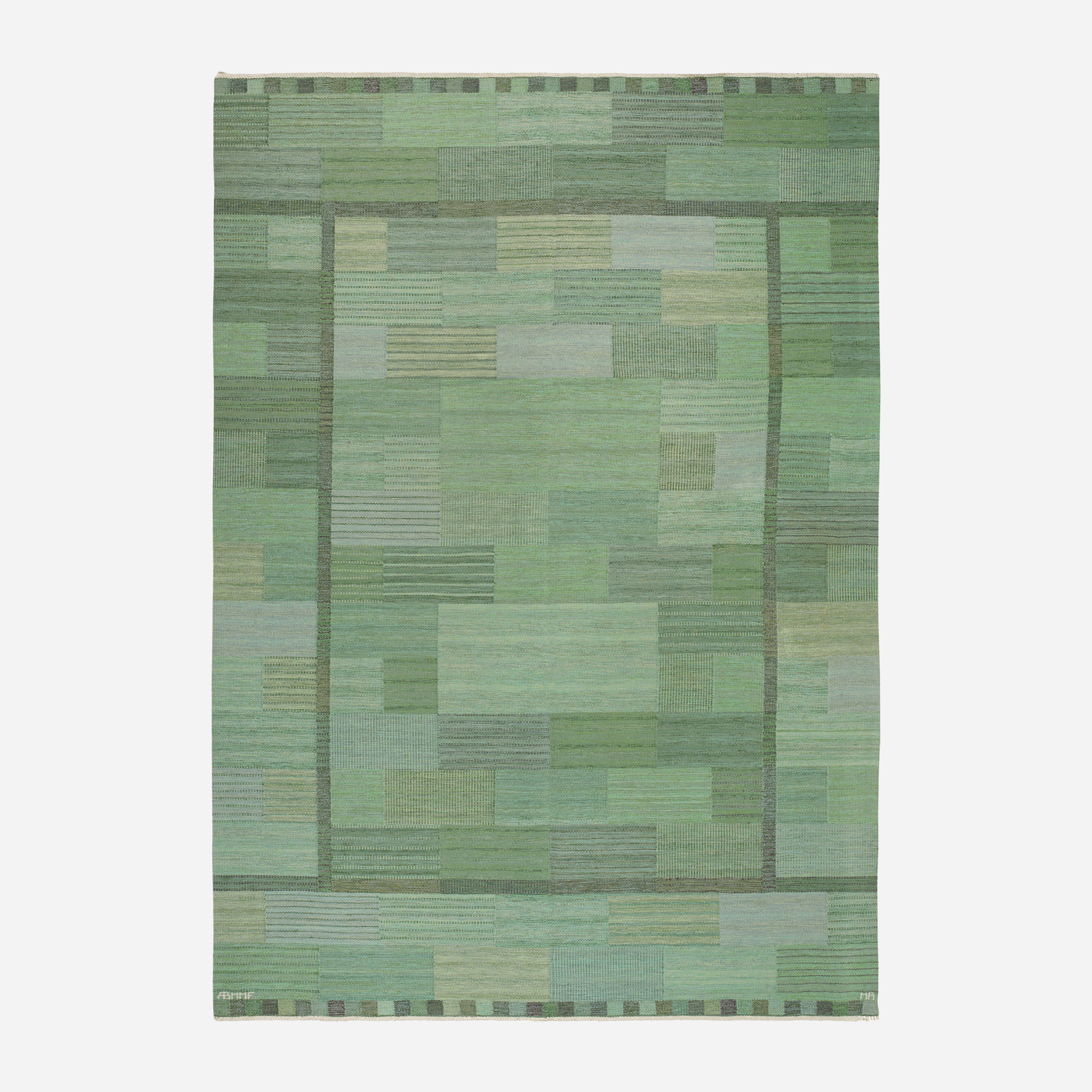 108: Marianne Richter / Fasad flatweave carpet (1 of 2)